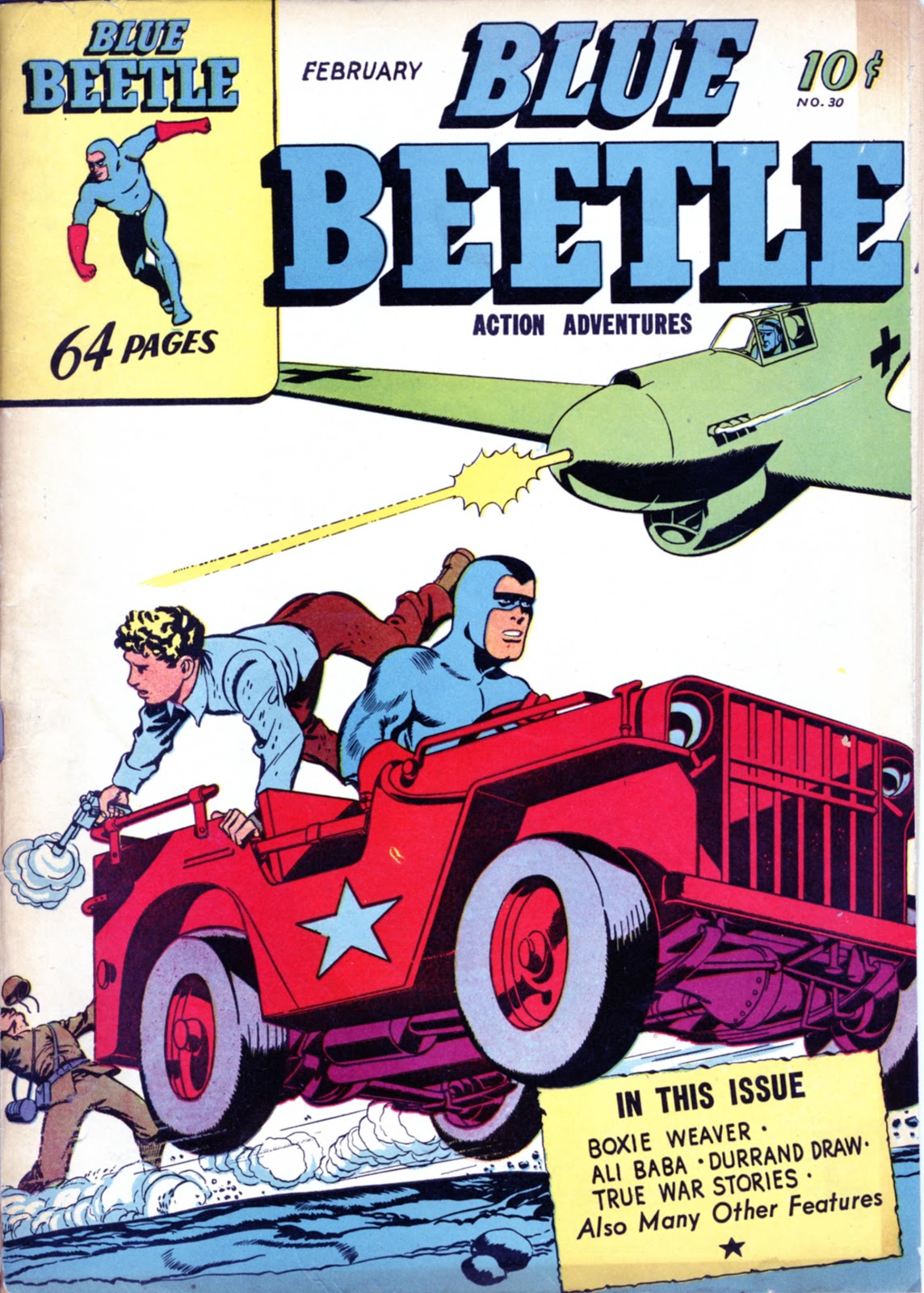 The Blue Beetle issue 30 - Page 1