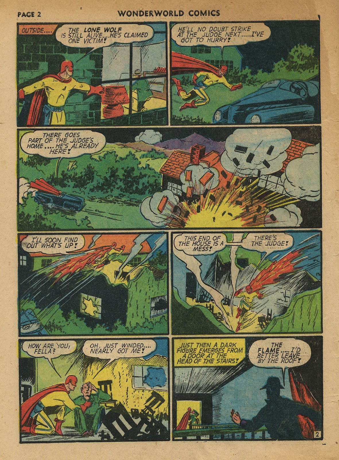 Wonderworld Comics issue 23 - Page 4