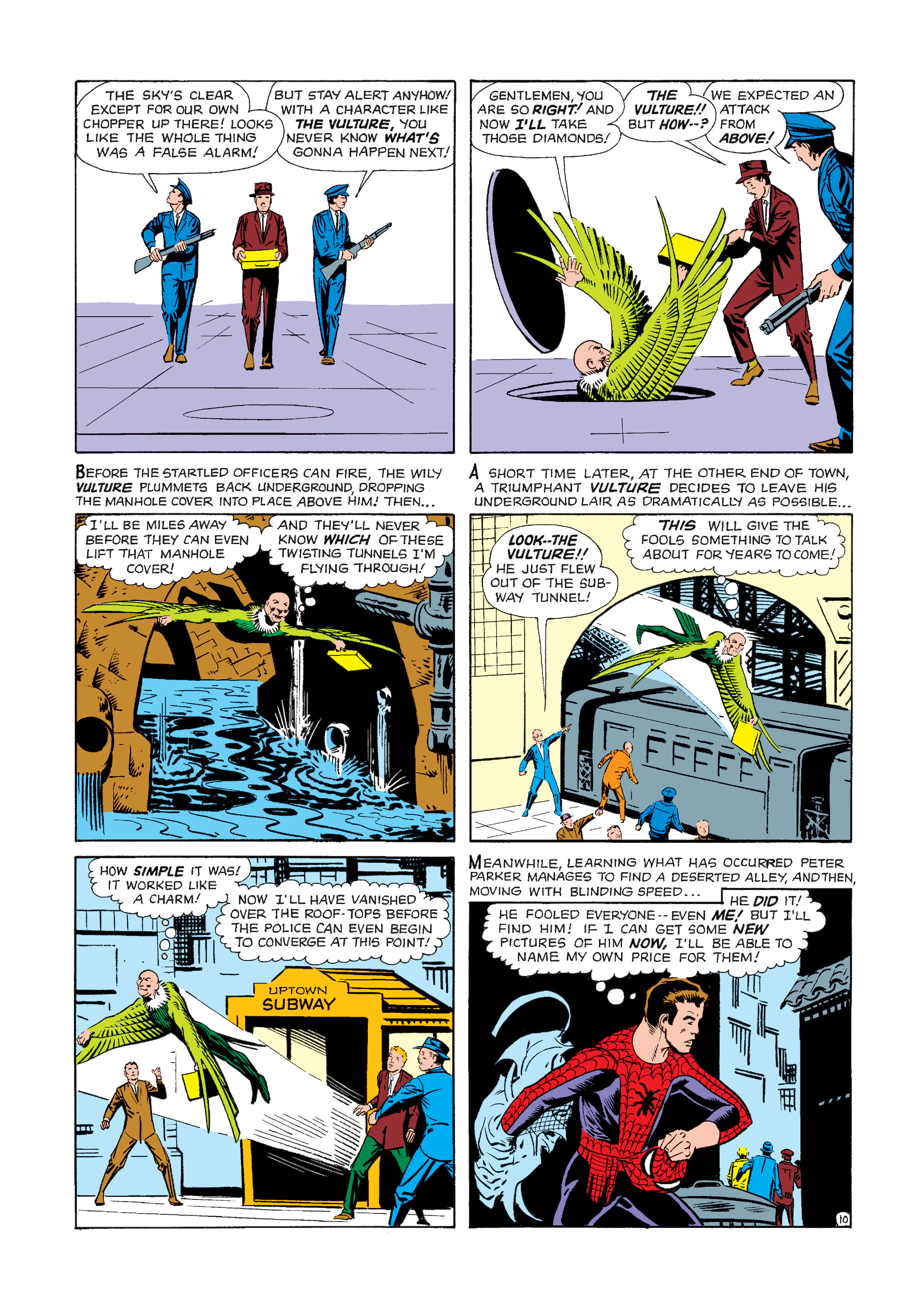 The Amazing Spider-Man (1963) 2 Page 10