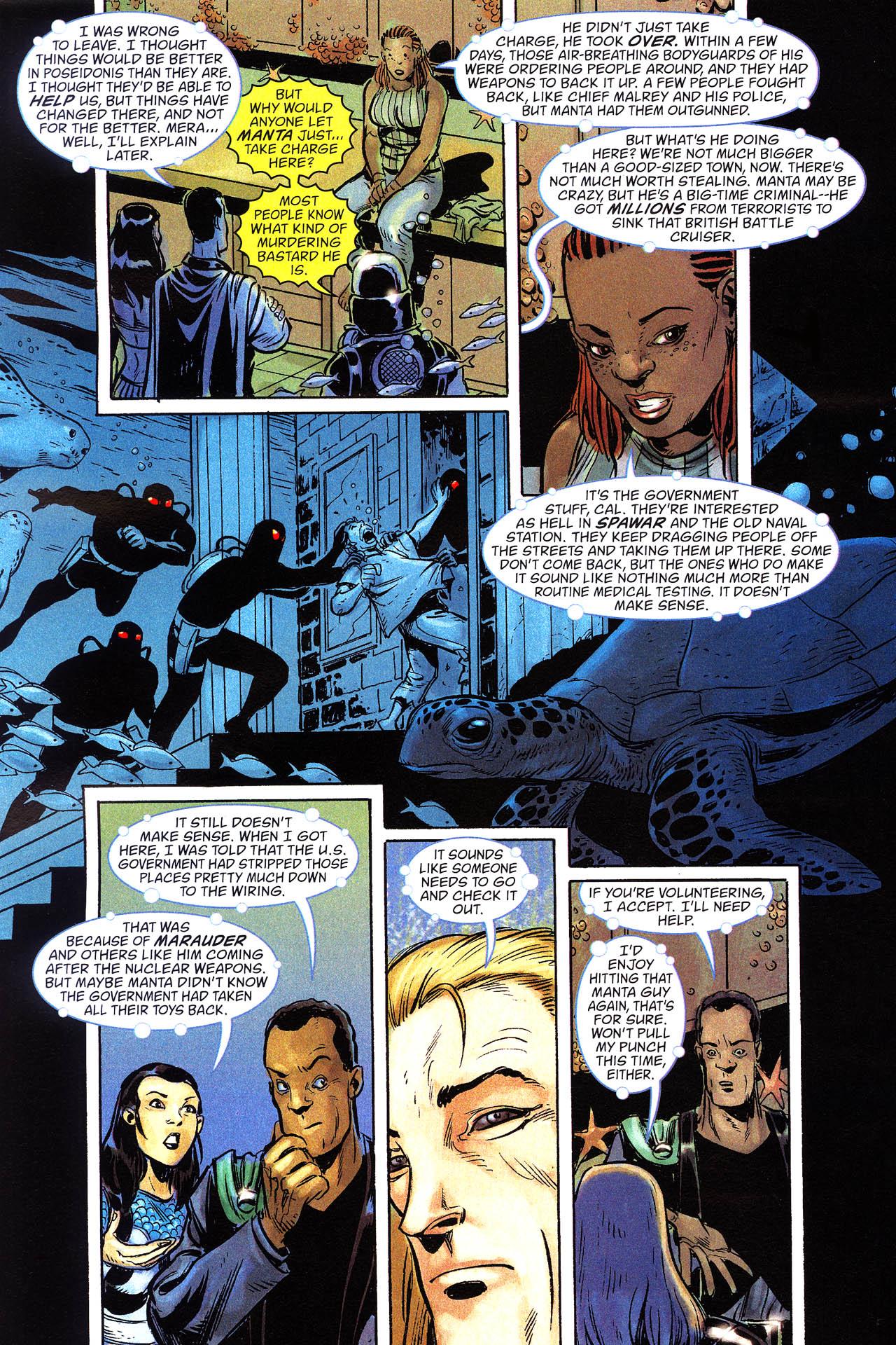 Read online Aquaman: Sword of Atlantis comic -  Issue #52 - 14