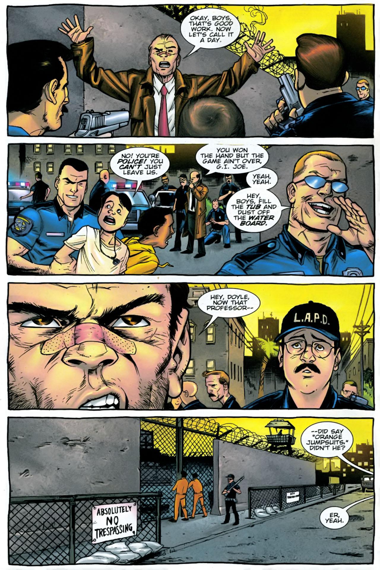 Read online The Exterminators comic -  Issue #28 - 14