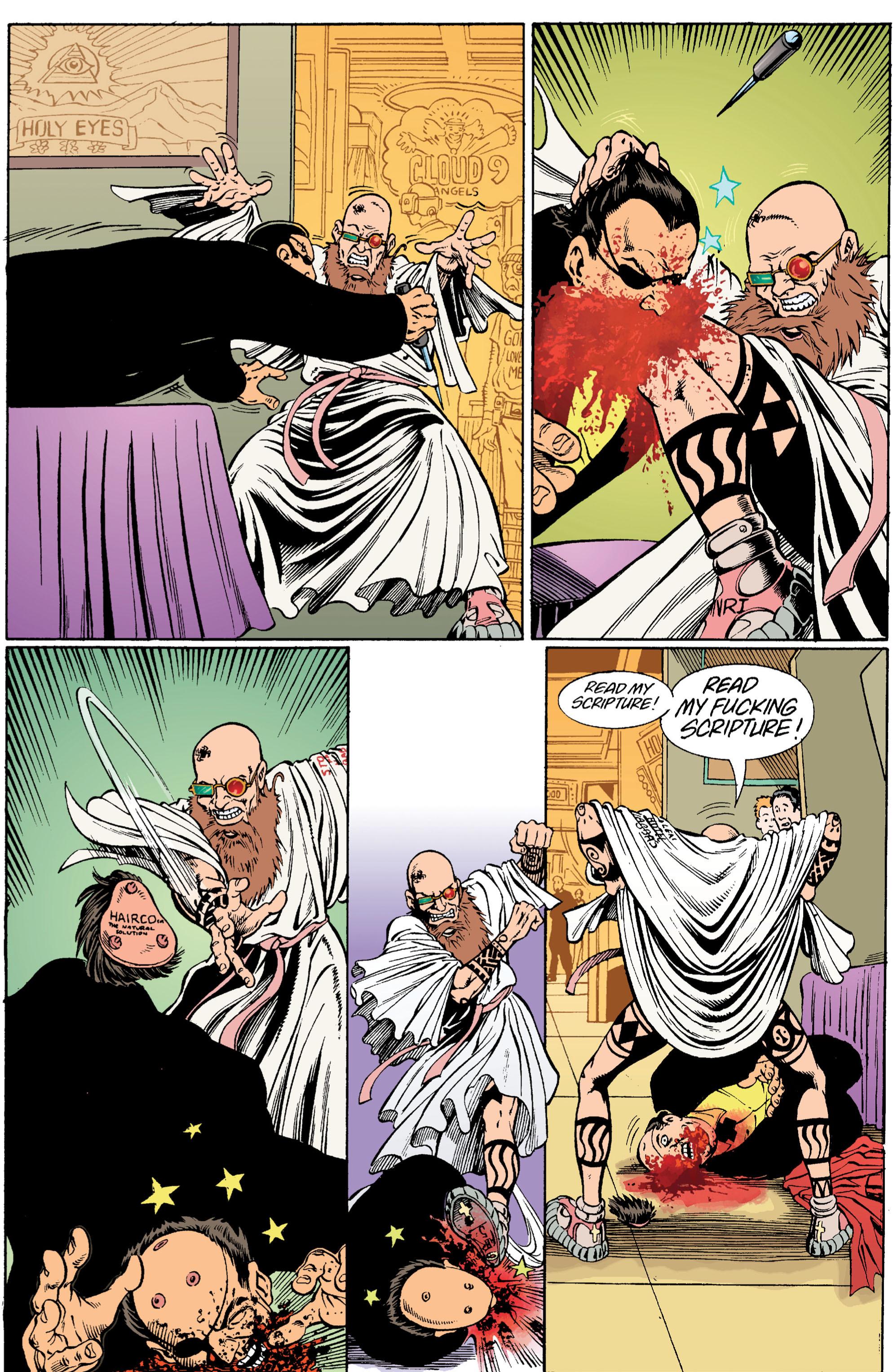 Read online Transmetropolitan comic -  Issue #6 - 21