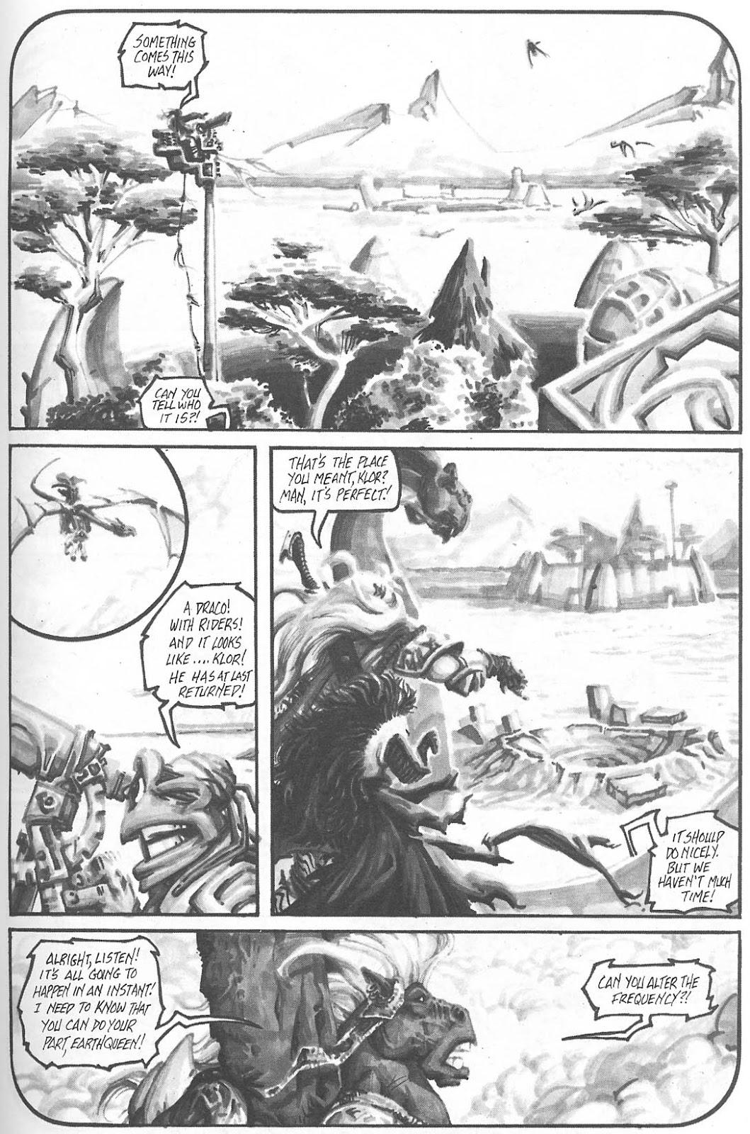 Read online Animal Mystic comic -  Issue #4 - 45