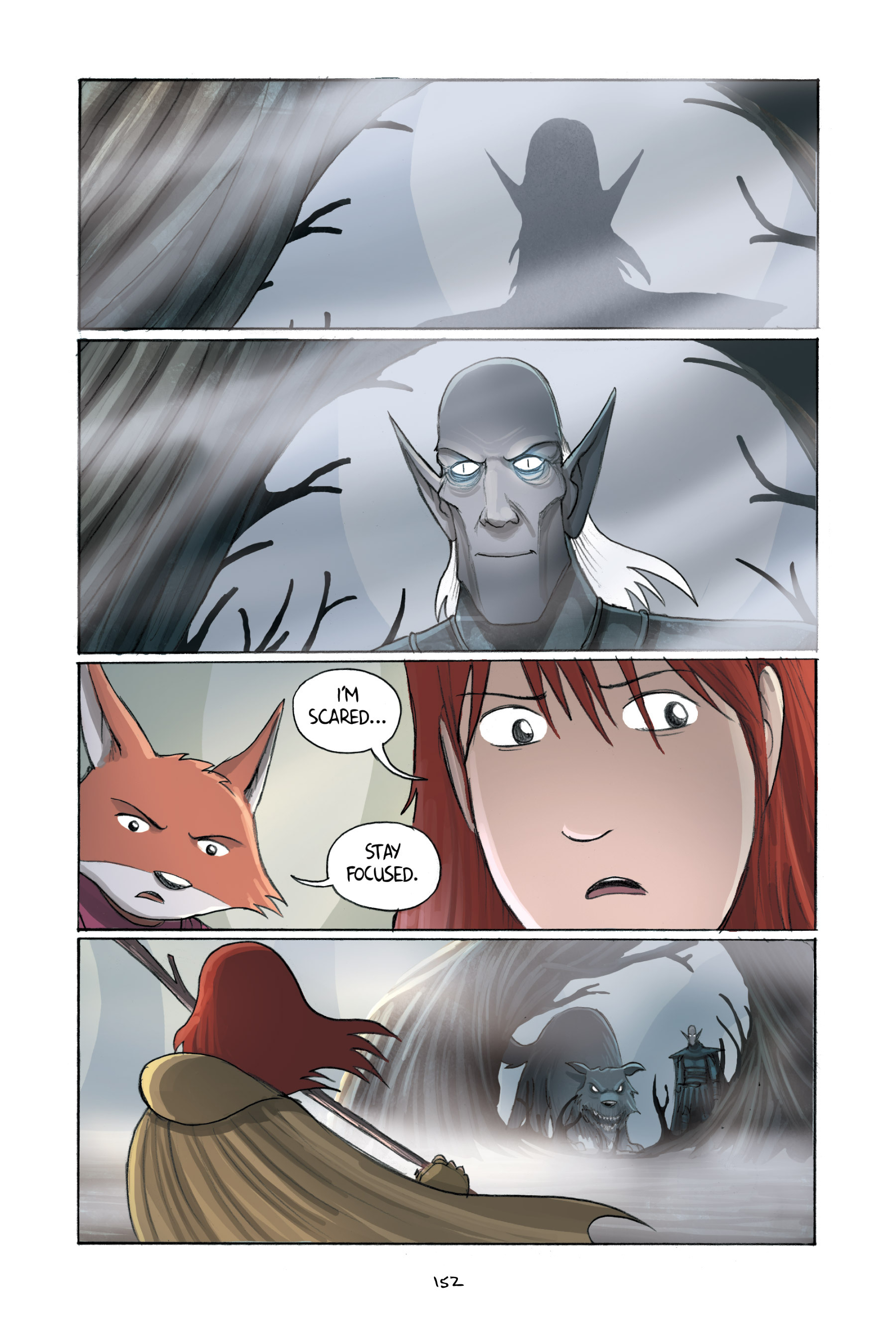 Read online Amulet comic -  Issue #2 - 151