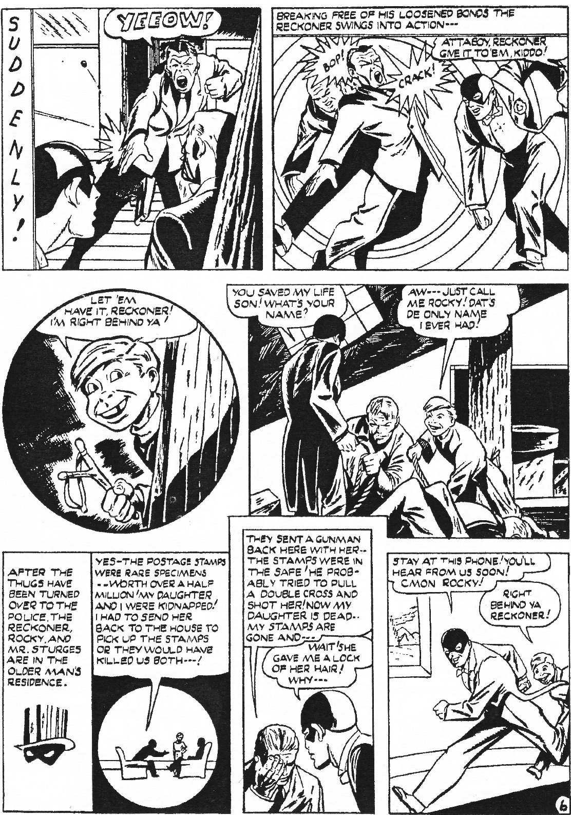 Read online Men of Mystery Comics comic -  Issue #70 - 33