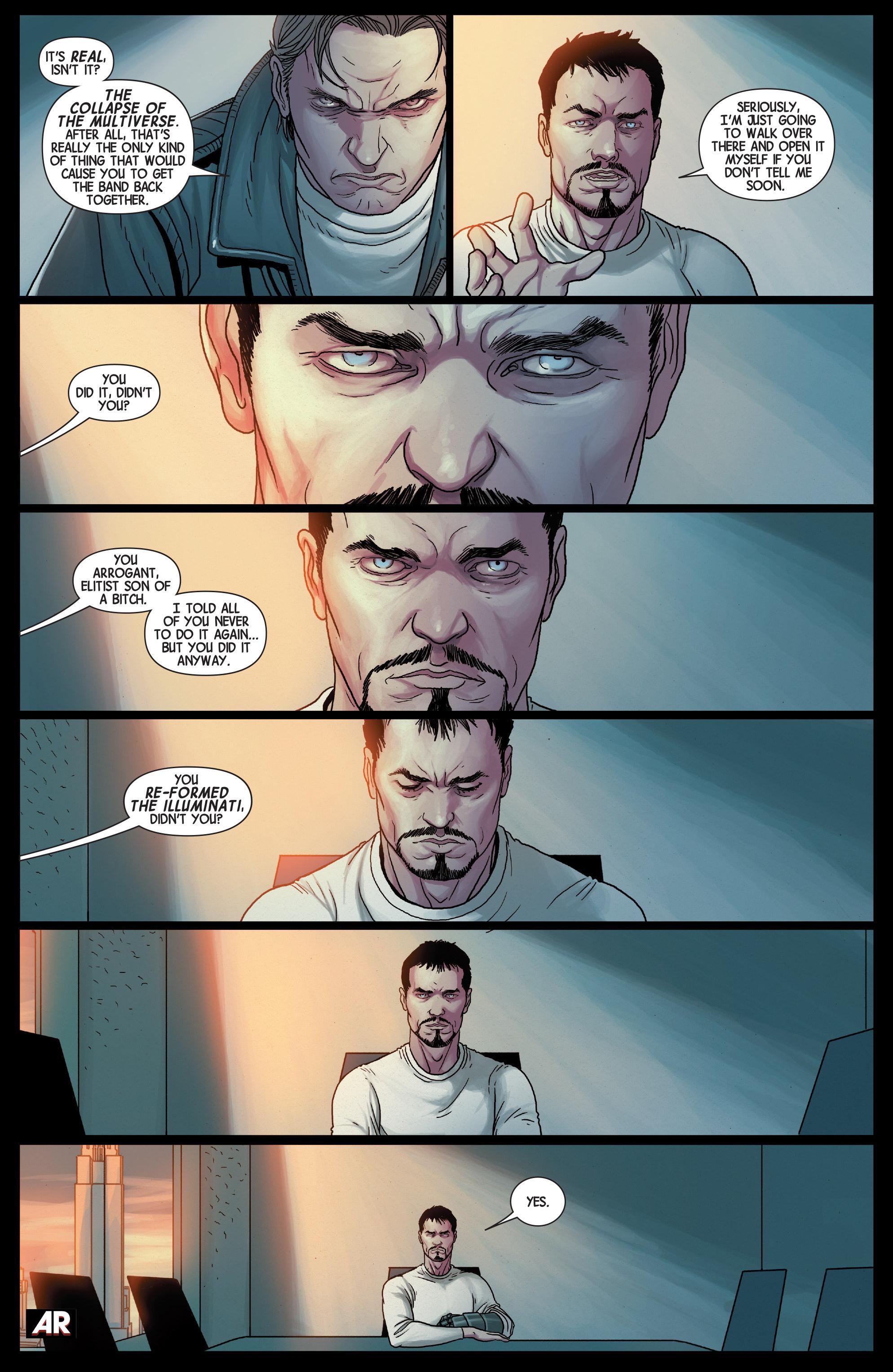 Read online Avengers (2013) comic -  Issue #Avengers (2013) _TPB 5 - 148