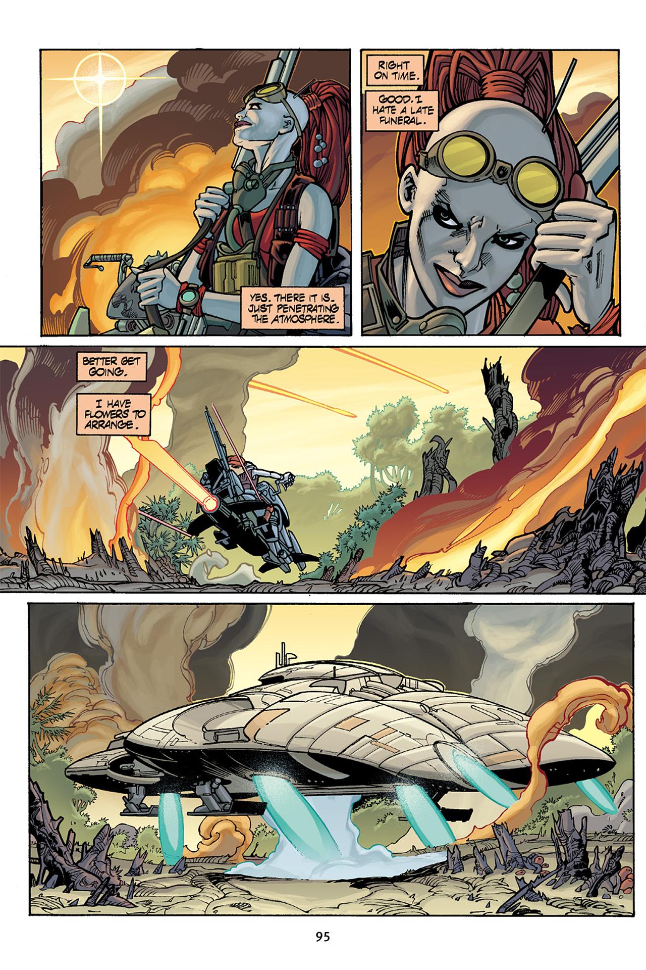 Read online Star Wars Omnibus comic -  Issue # Vol. 10 - 94