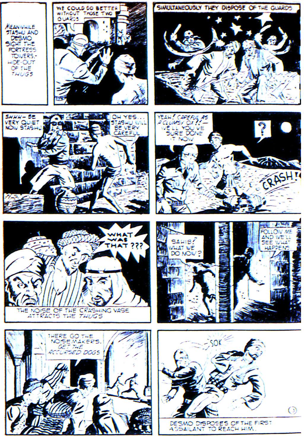 Read online Adventure Comics (1938) comic -  Issue #42 - 38