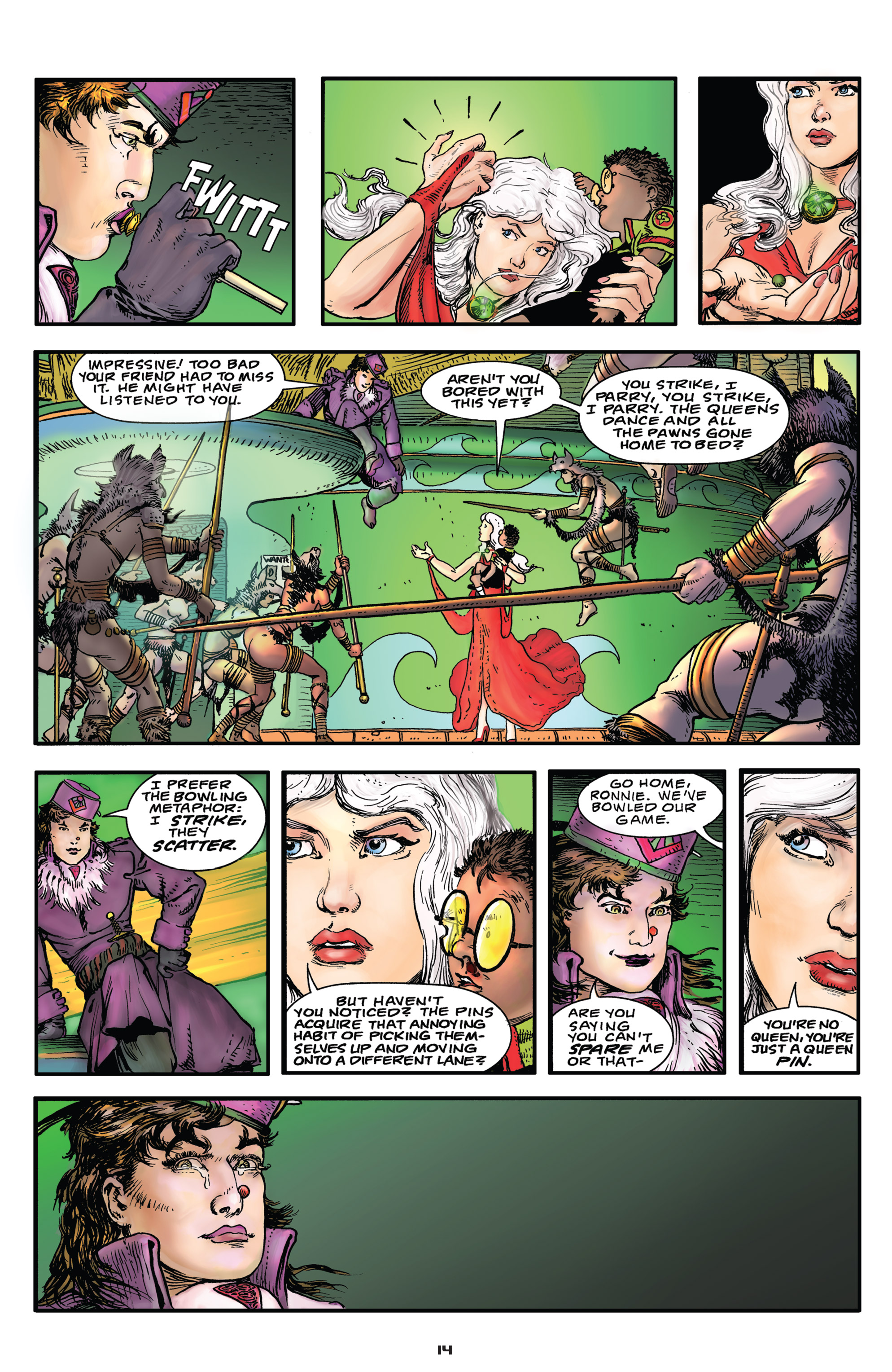 Read online Starstruck: Old Proldiers Never Die comic -  Issue #4 - 15