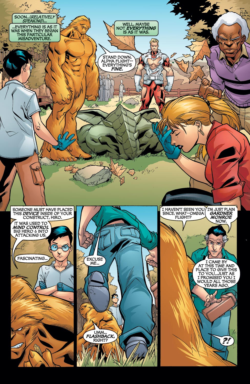 Read online Alpha Flight (2004) comic -  Issue #12 - 17