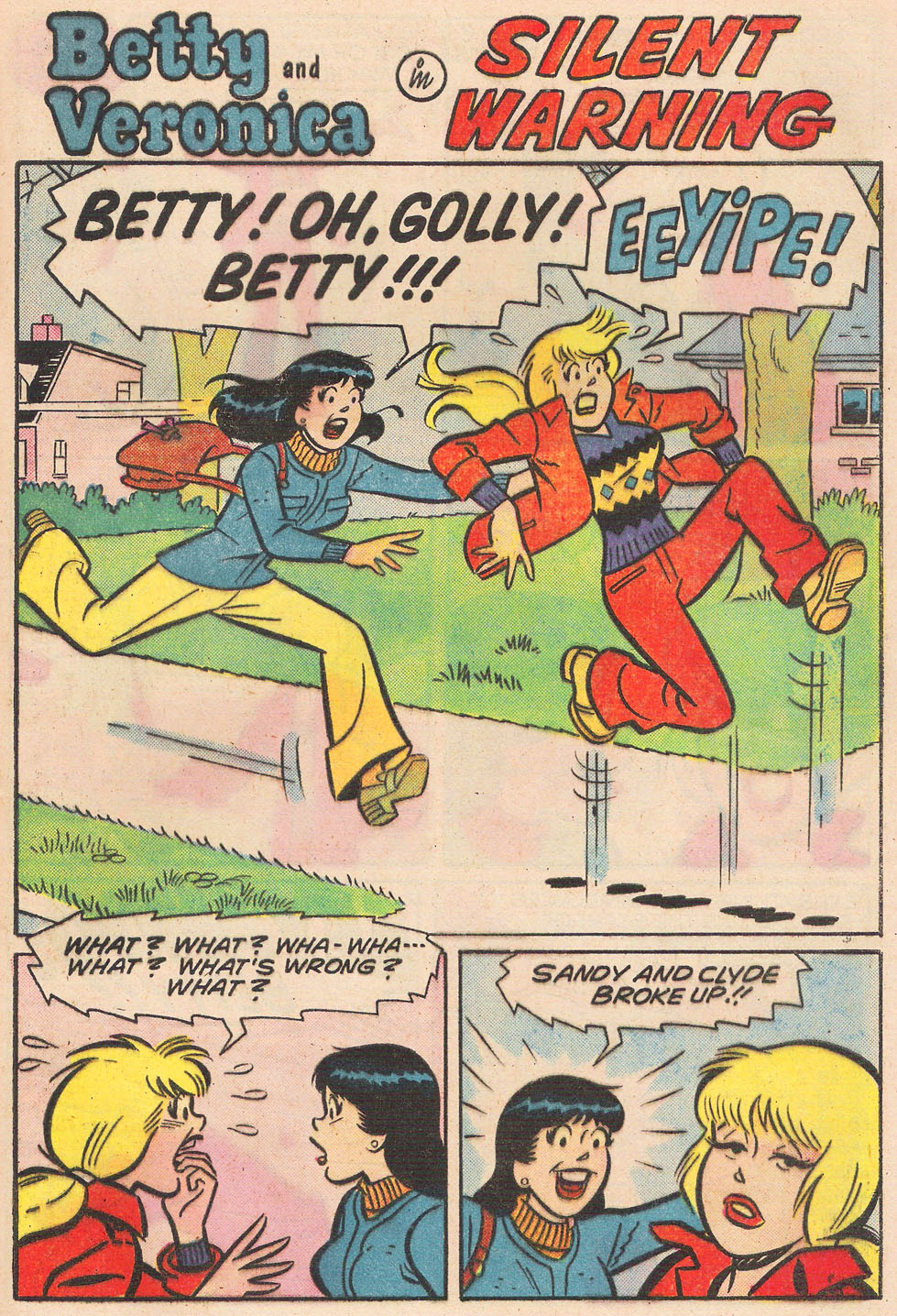 Read online Archie's Girls Betty and Veronica comic -  Issue #246 - 29