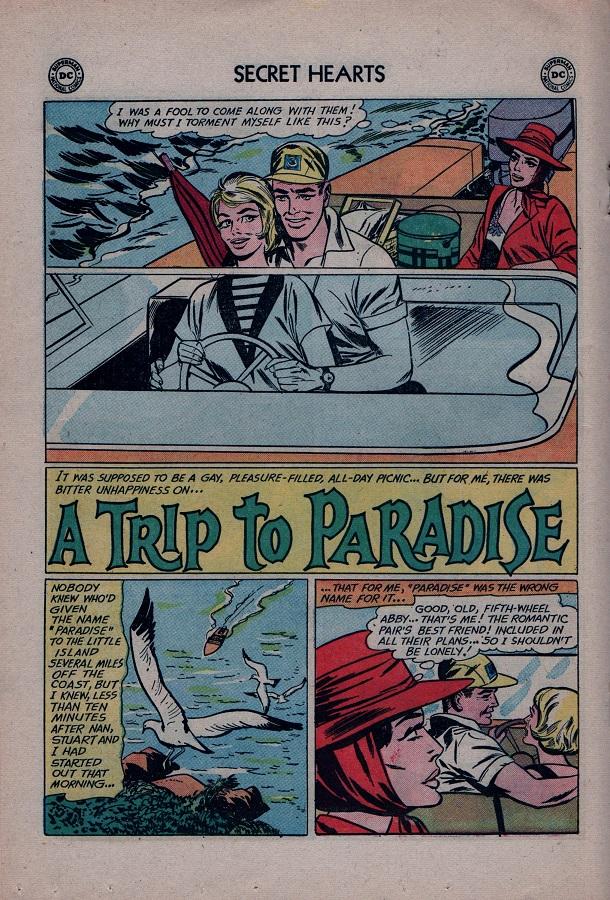 Read online Secret Hearts comic -  Issue #79 - 18