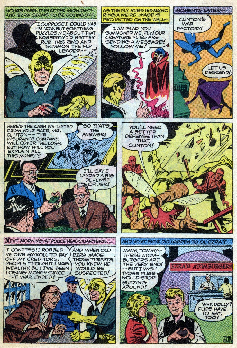 The Fly (1959) issue 3 - Page 17
