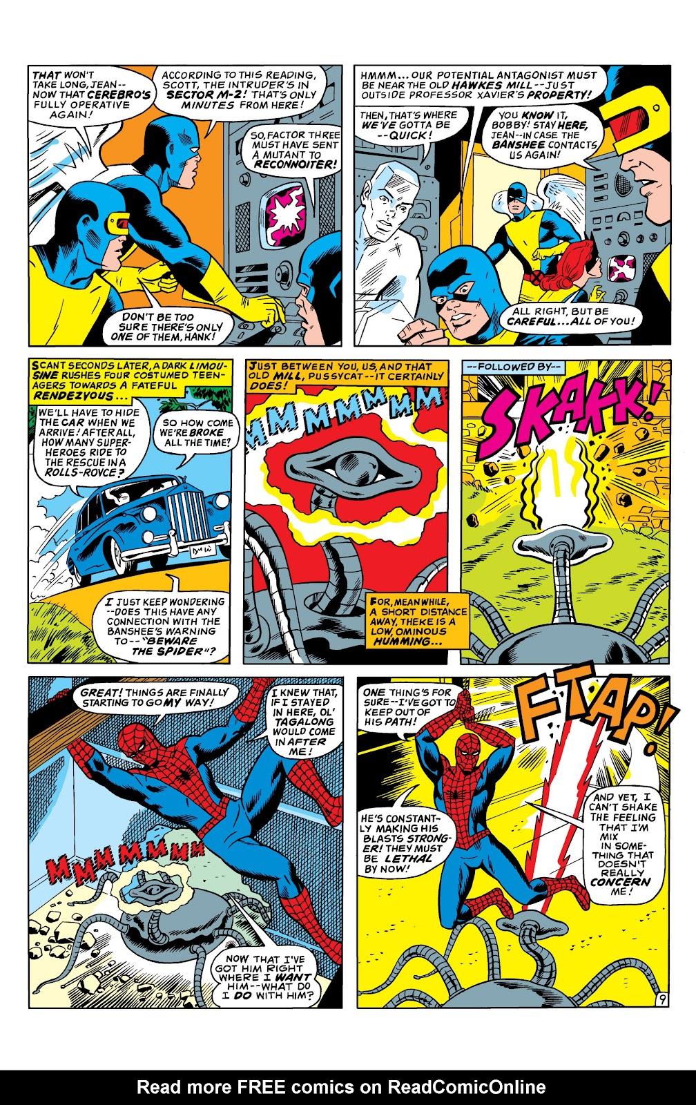 Uncanny X-Men (1963) issue 35 - Page 10