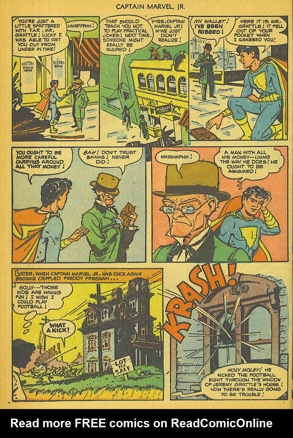 Captain Marvel, Jr. issue 111 - Page 24