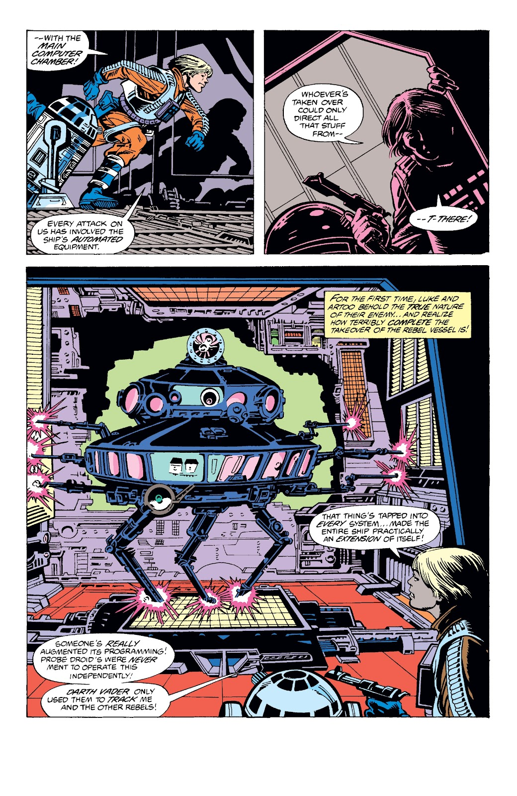 Read online Star Wars Legends: The Original Marvel Years - Epic Collection comic -  Issue # TPB 3 (Part 2) - 28