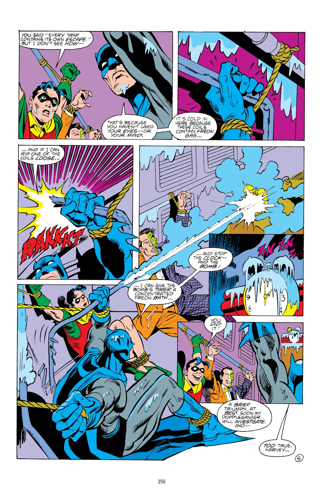 Read online Detective Comics (1937) comic -  Issue # _TPB Batman - The Dark Knight Detective 1 (Part 3) - 59
