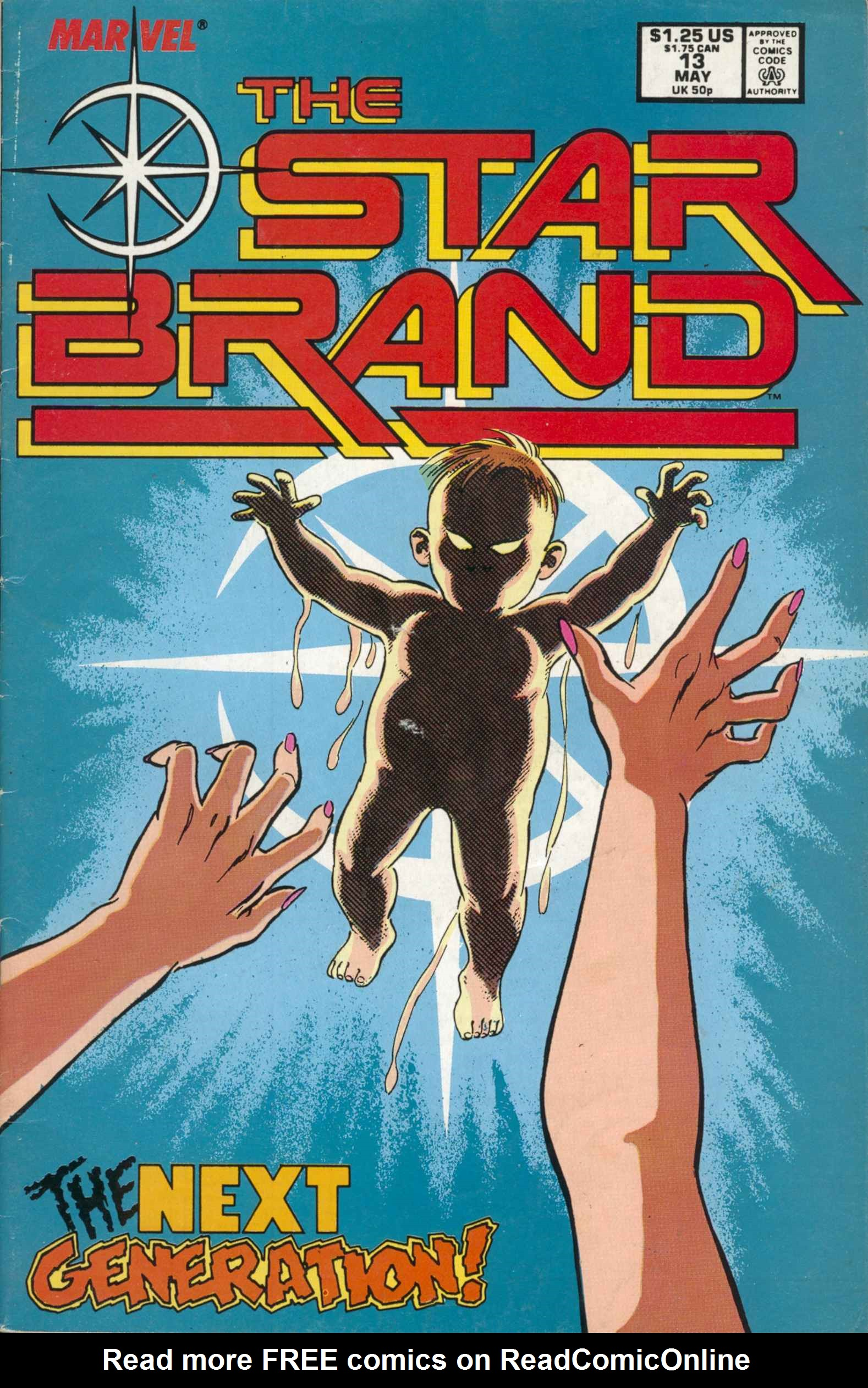 Read online Star Brand comic -  Issue #13 - 1