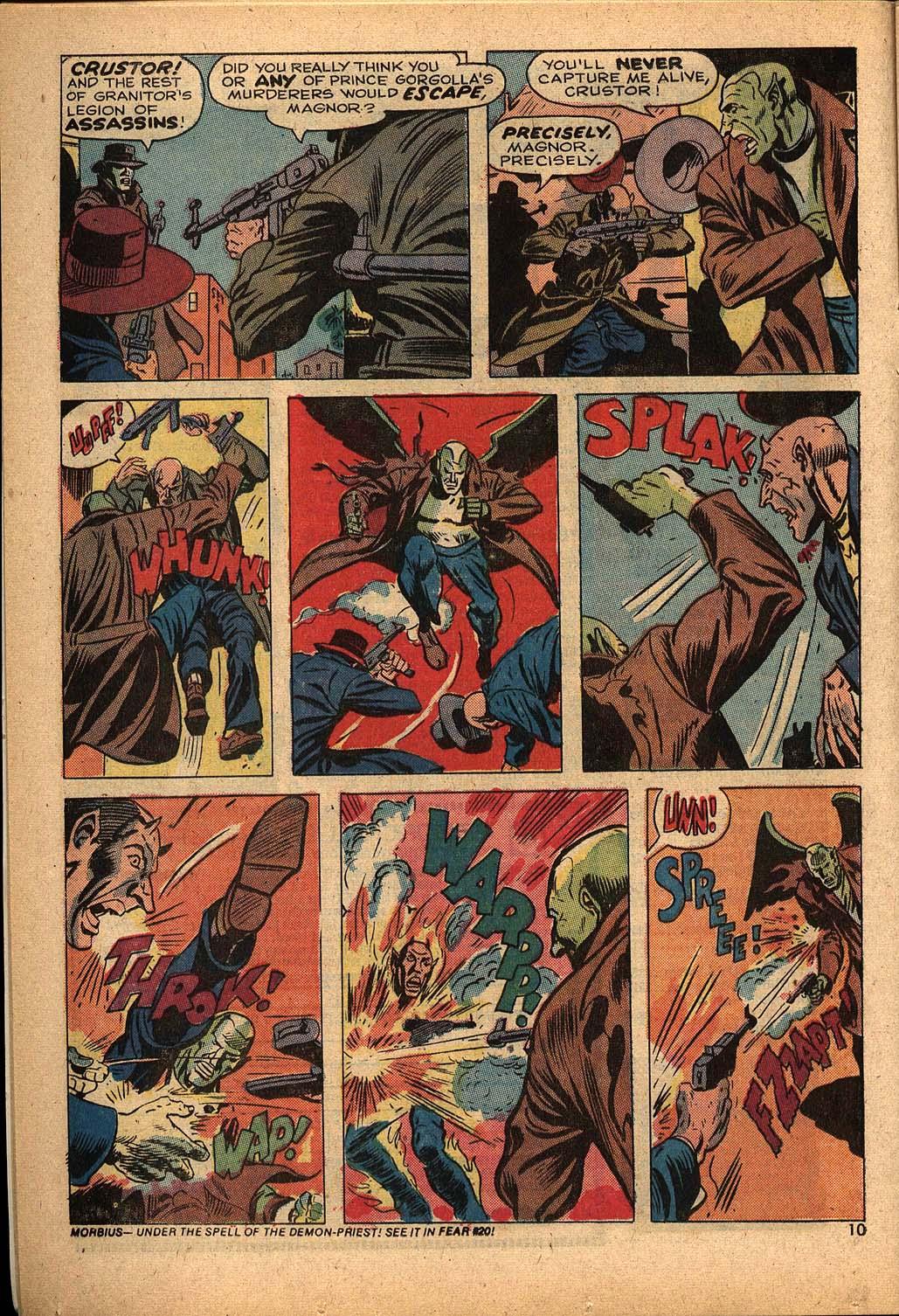 Read online Astonishing Tales (1970) comic -  Issue #22 - 6