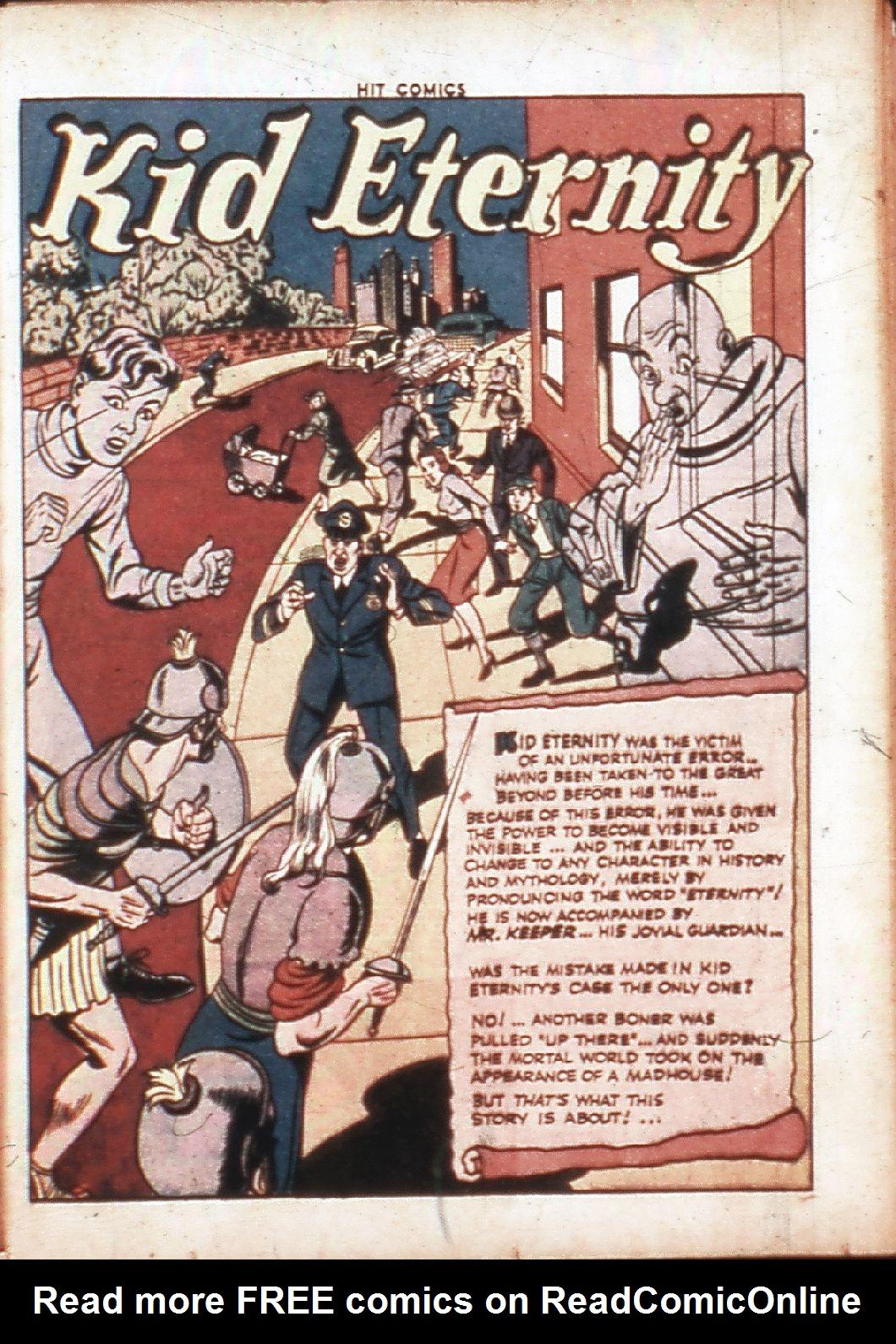Read online Hit Comics comic -  Issue #30 - 4