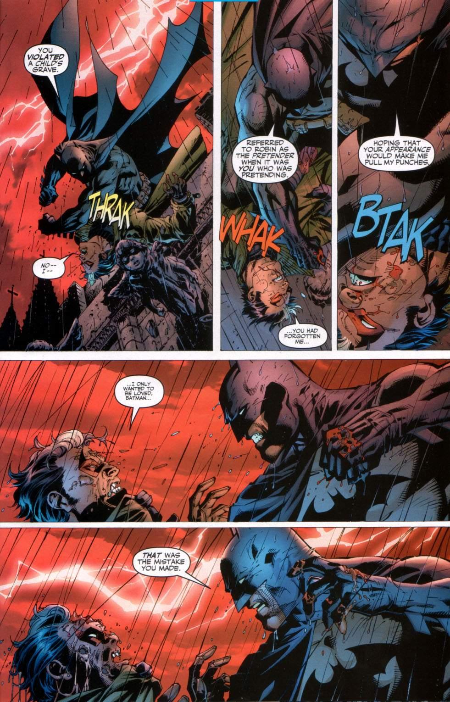 Read online Batman: Hush comic -  Issue #11 - 15