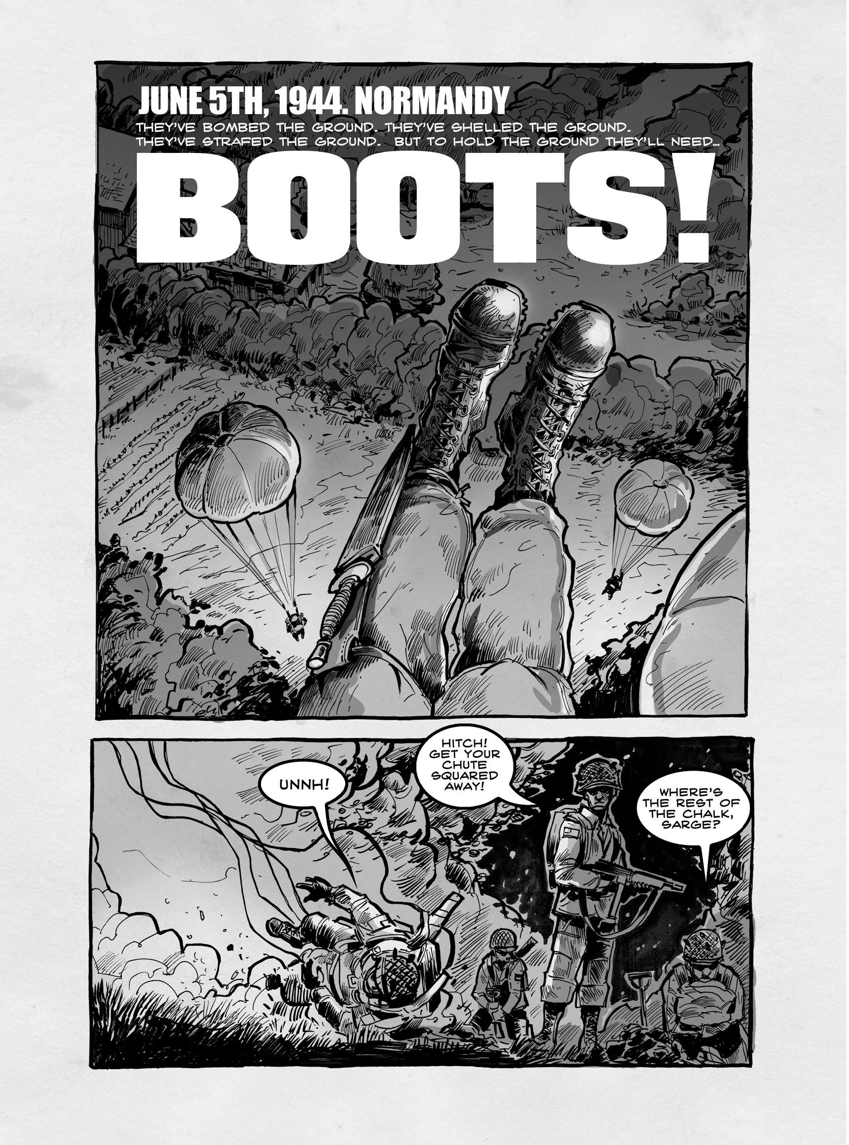 Read online FUBAR comic -  Issue #3 - 281