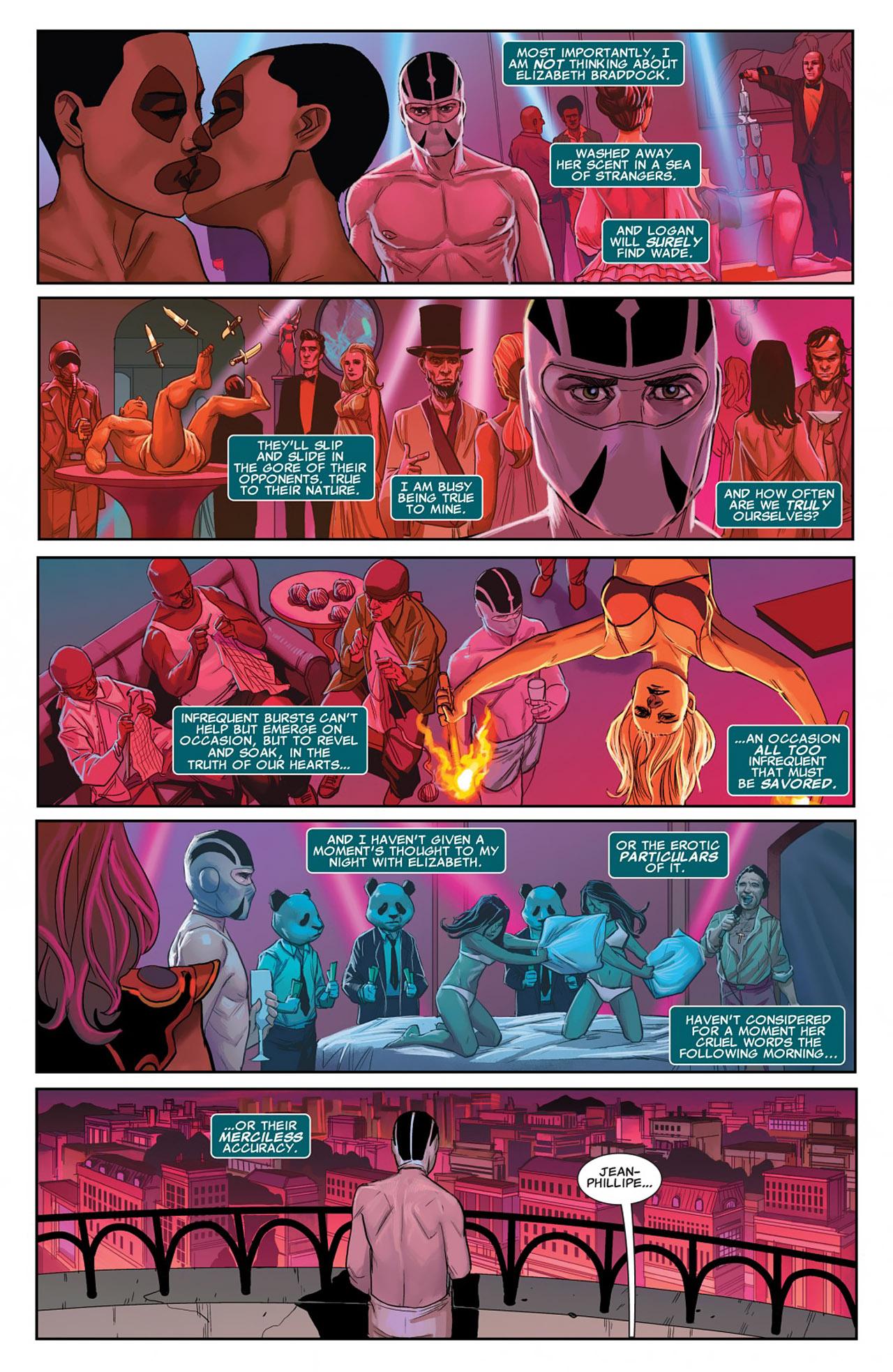 Uncanny X-Force (2010) #26 #28 - English 5