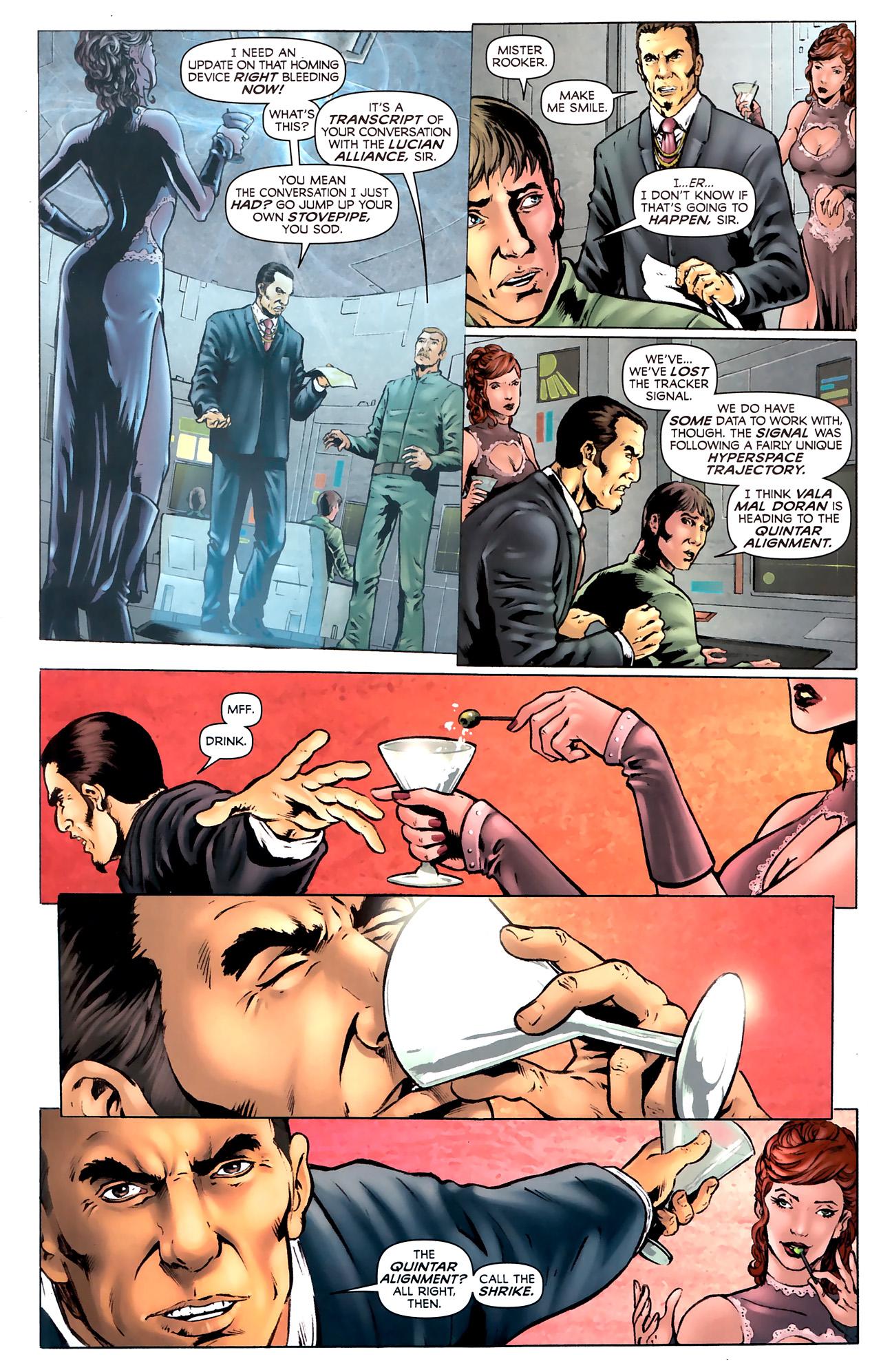 Read online Stargate Vala Mal Doran comic -  Issue #2 - 6