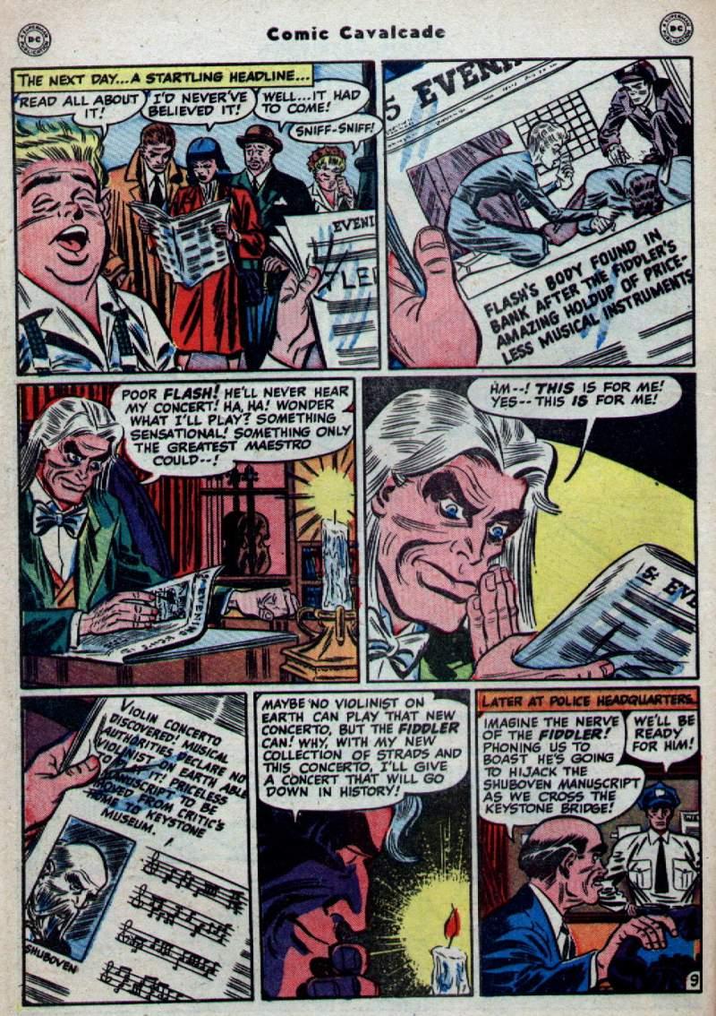Comic Cavalcade issue 28 - Page 70