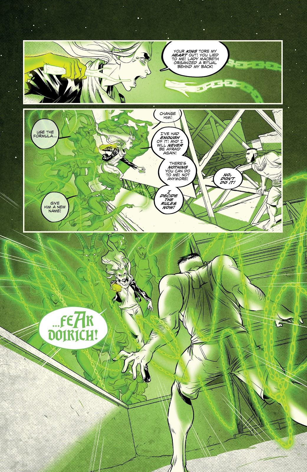 Read online Nomen Omen comic -  Issue #6 - 14