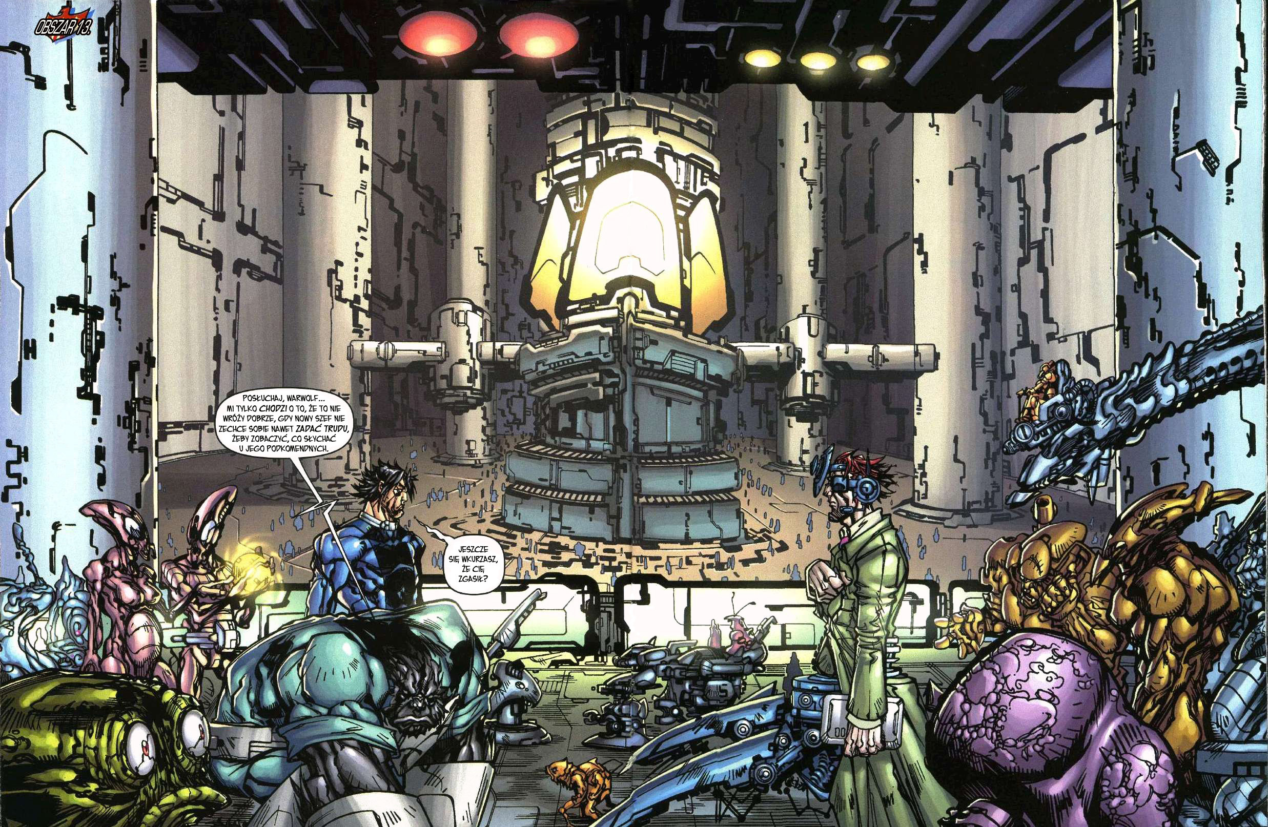 Read online Nick Fury's Howling Commandos comic -  Issue #2 - 12