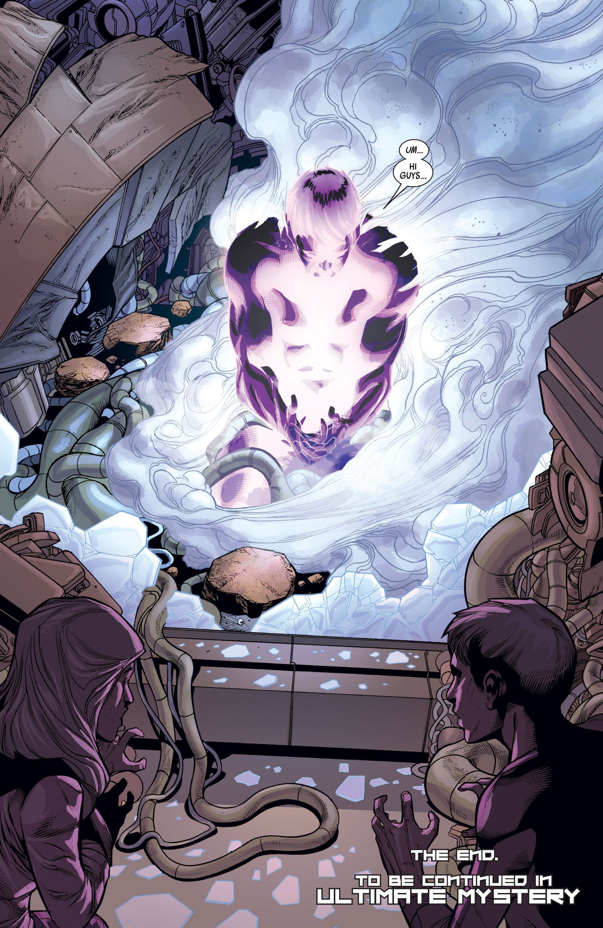 Read online Ultimate Comics Doomsday comic -  Issue # Full - 86