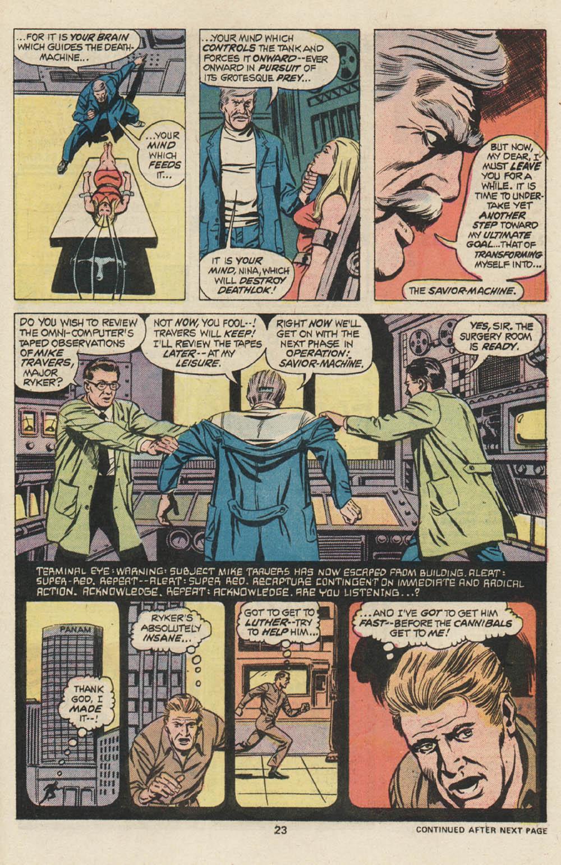 Read online Astonishing Tales (1970) comic -  Issue #30 - 15