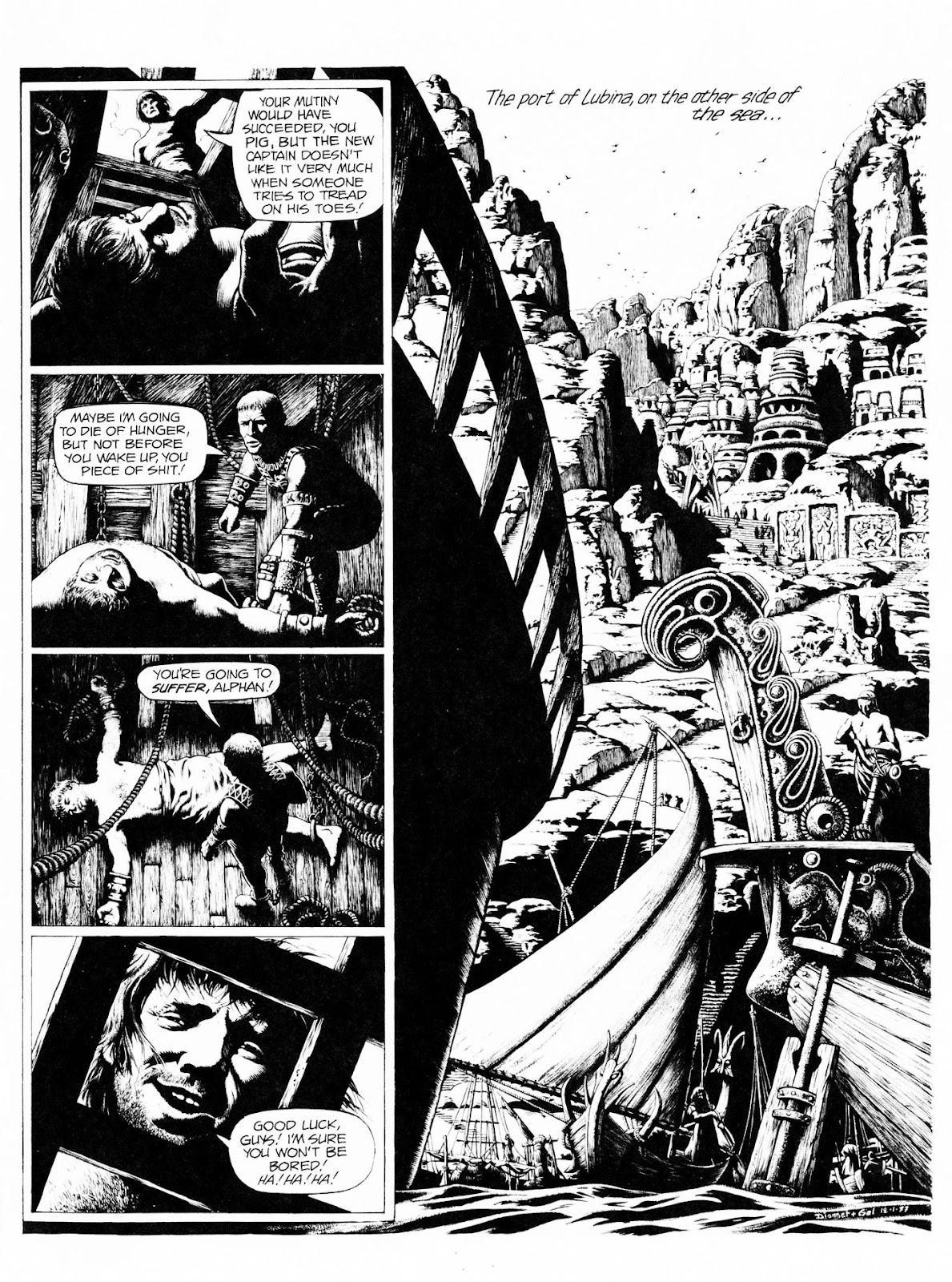 Conquering Armies issue TPB - Page 56