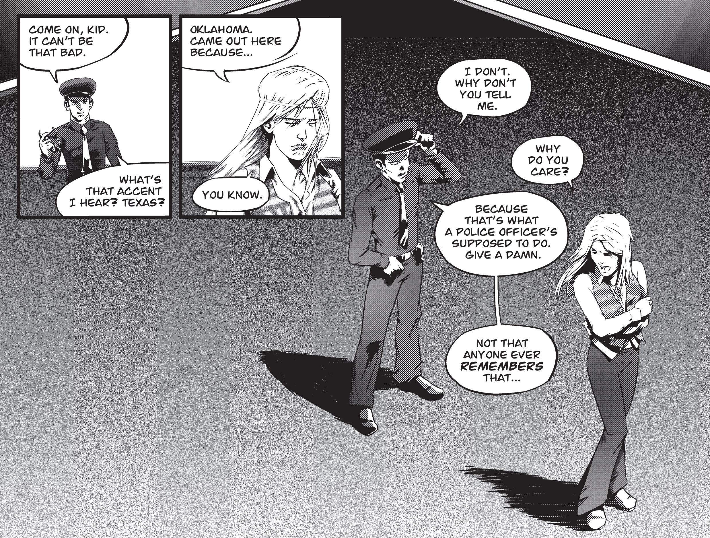 Read online She Died In Terrebonne comic -  Issue #3 - 20