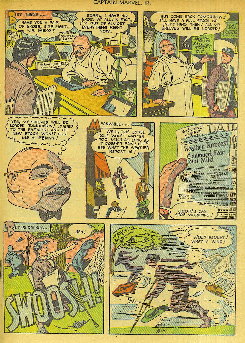 Captain Marvel, Jr. issue 96 - Page 27