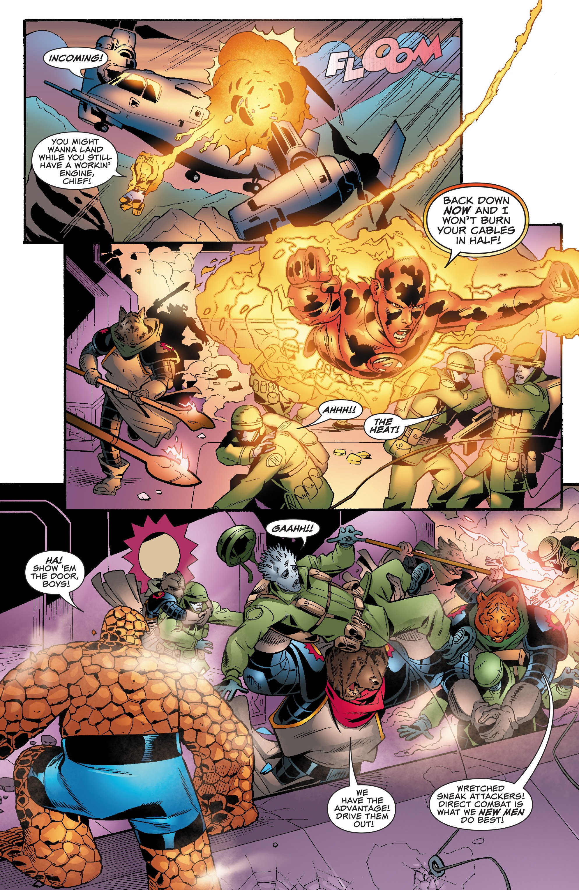 Spider-Man and the Fantastic Four issue 3 - Page 14