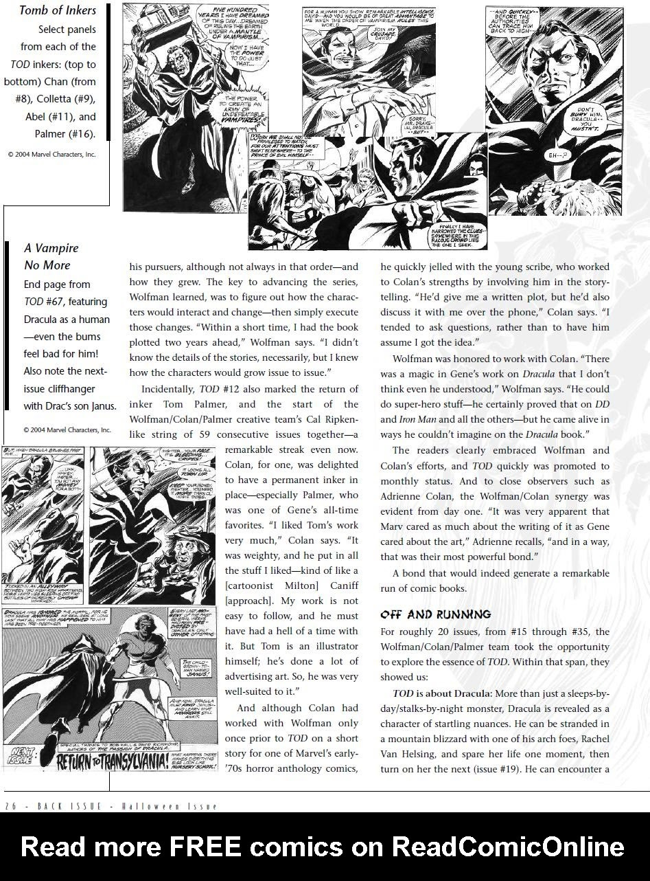 Back Issue issue 6 - Page 27