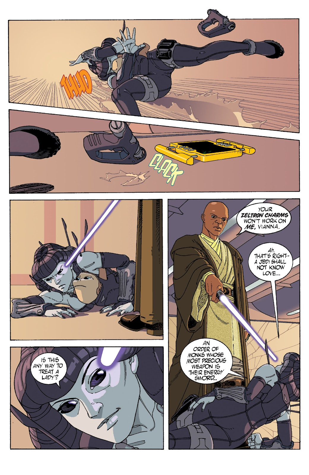 Read online Star Wars Legends: Rise of the Sith - Epic Collection comic -  Issue # TPB 1 (Part 1) - 32
