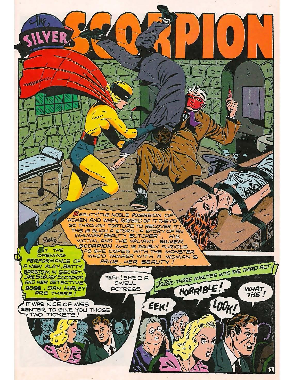 Read online Comedy Comics (1942) comic -  Issue #9 - 2