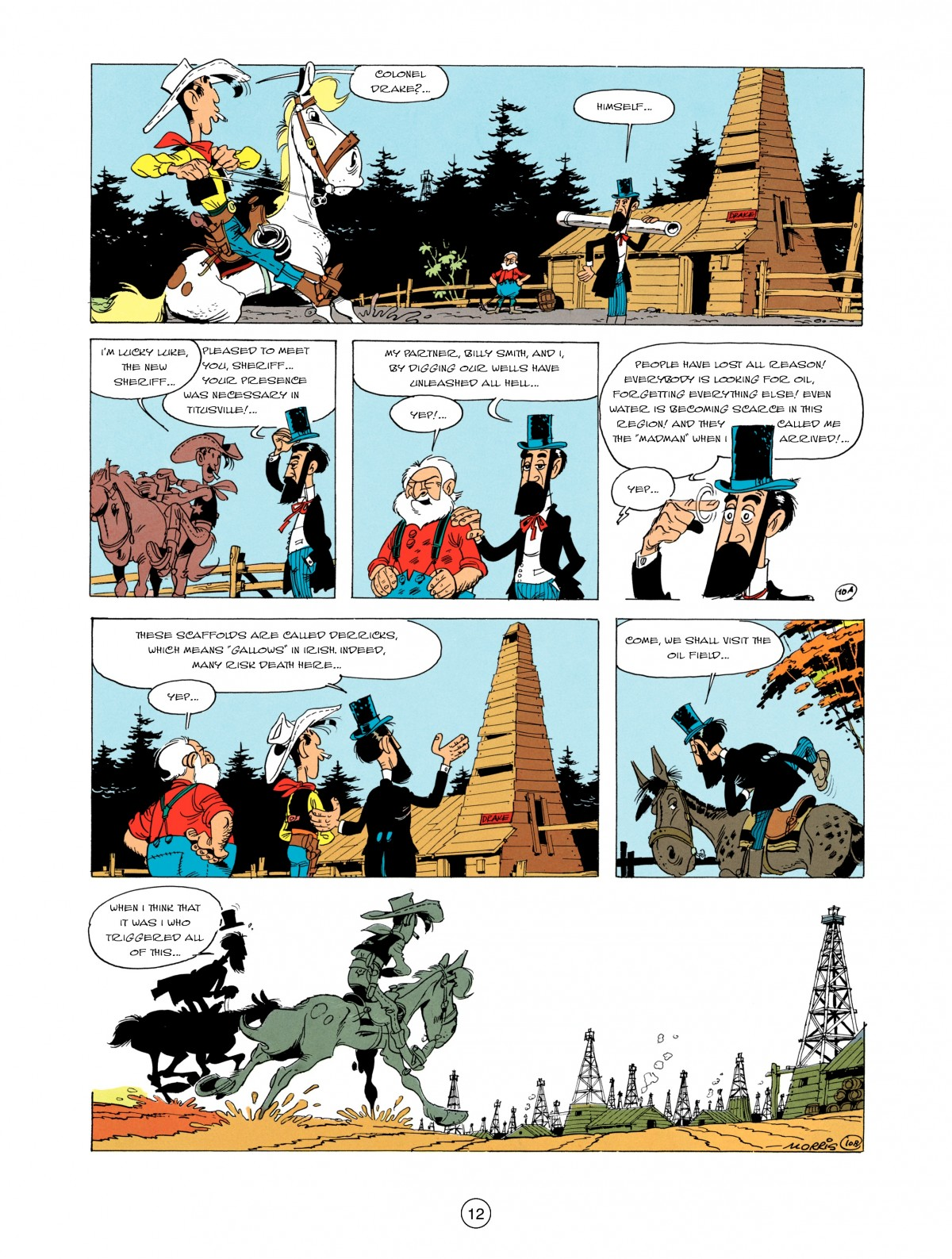 A Lucky Luke Adventure 5 Page 13