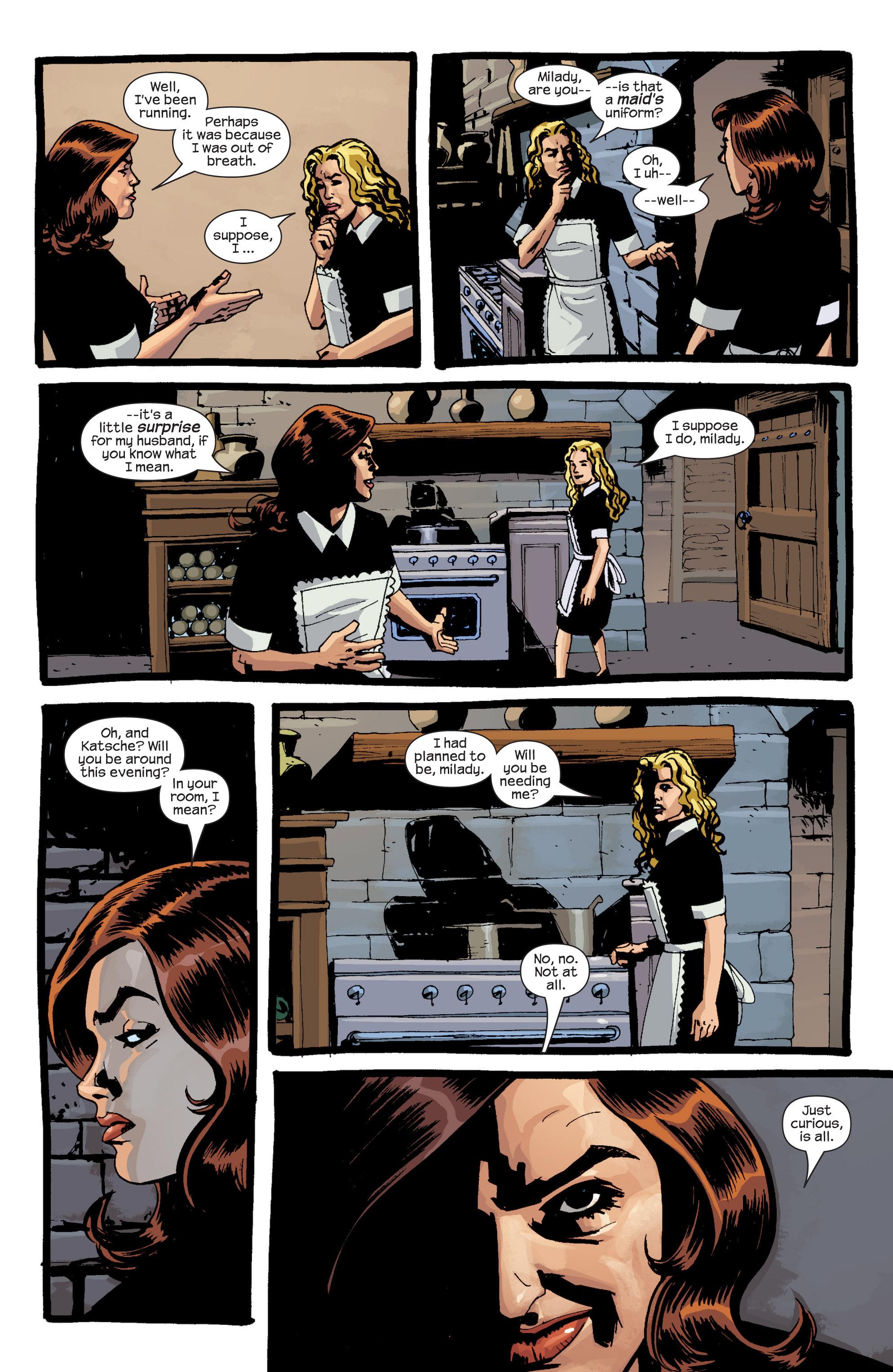 Read online Uncanny X-Men (1963) comic -  Issue #428 - 7