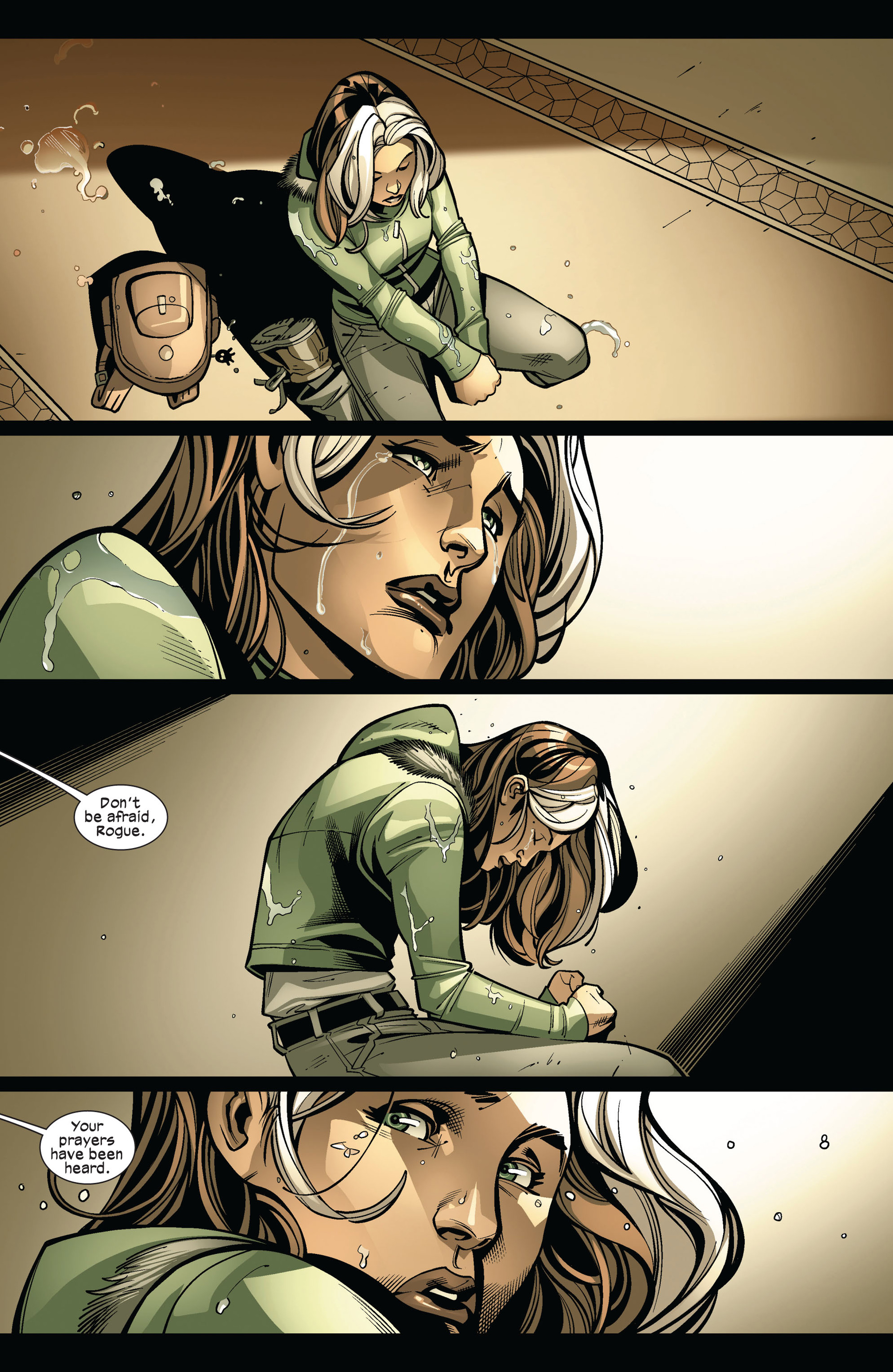 Read online Ultimate Comics X-Men comic -  Issue #6 - 4