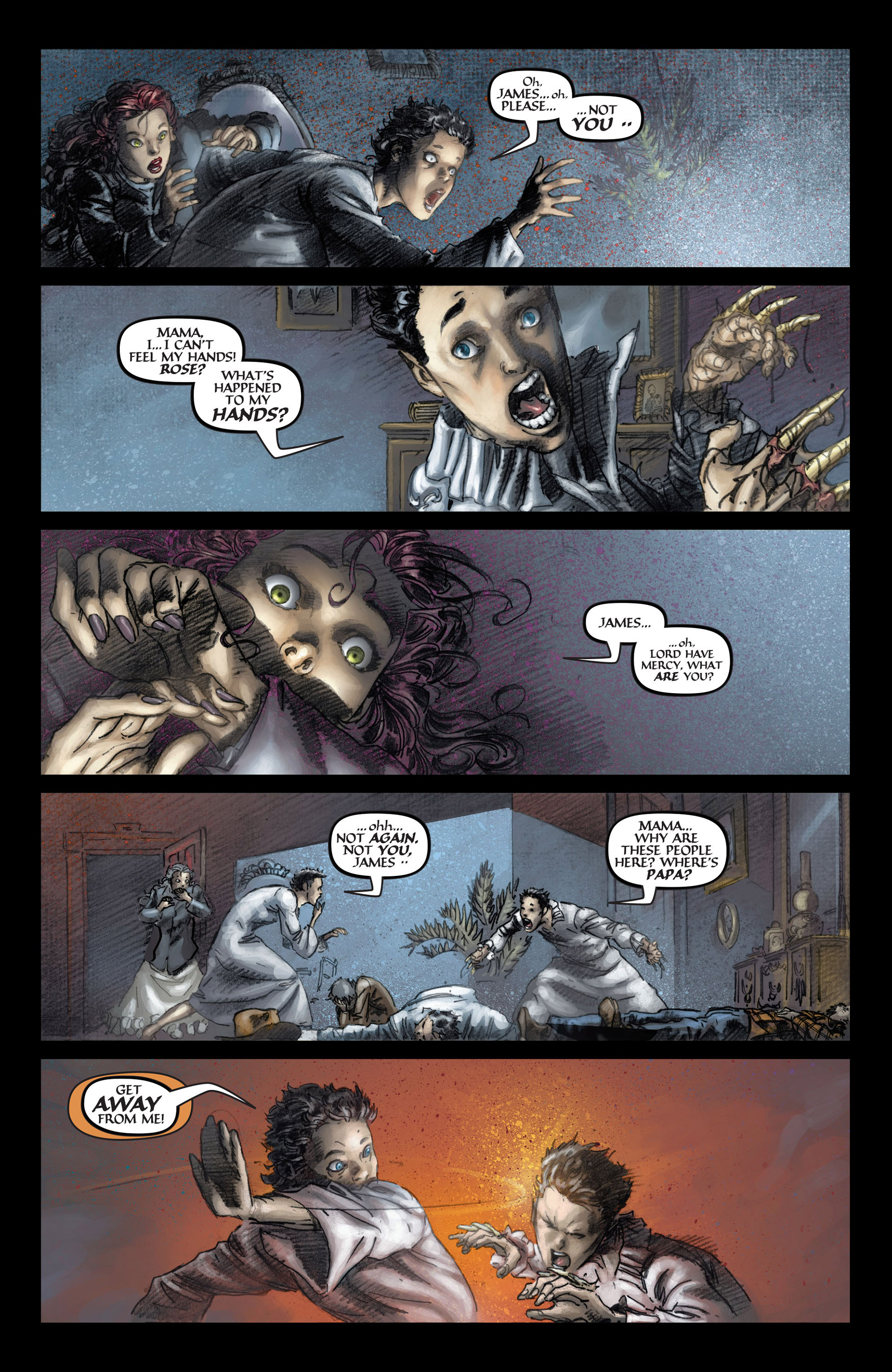 Read online Wolverine: The Origin comic -  Issue #3 - 4