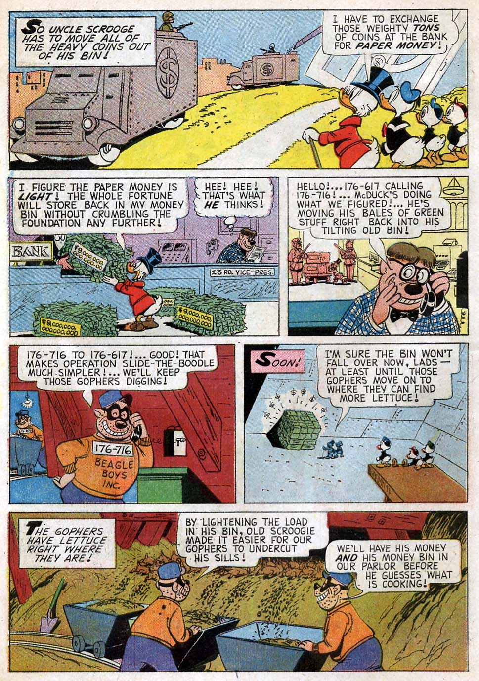 Read online Uncle Scrooge (1953) comic -  Issue #51 - 6