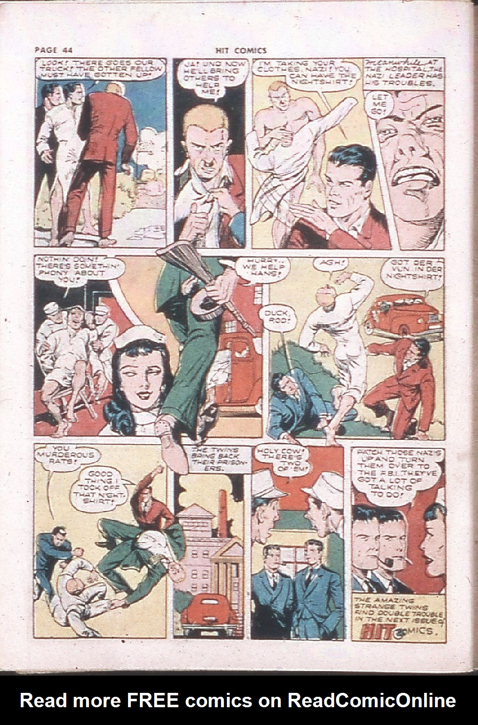 Read online Hit Comics comic -  Issue #24 - 46
