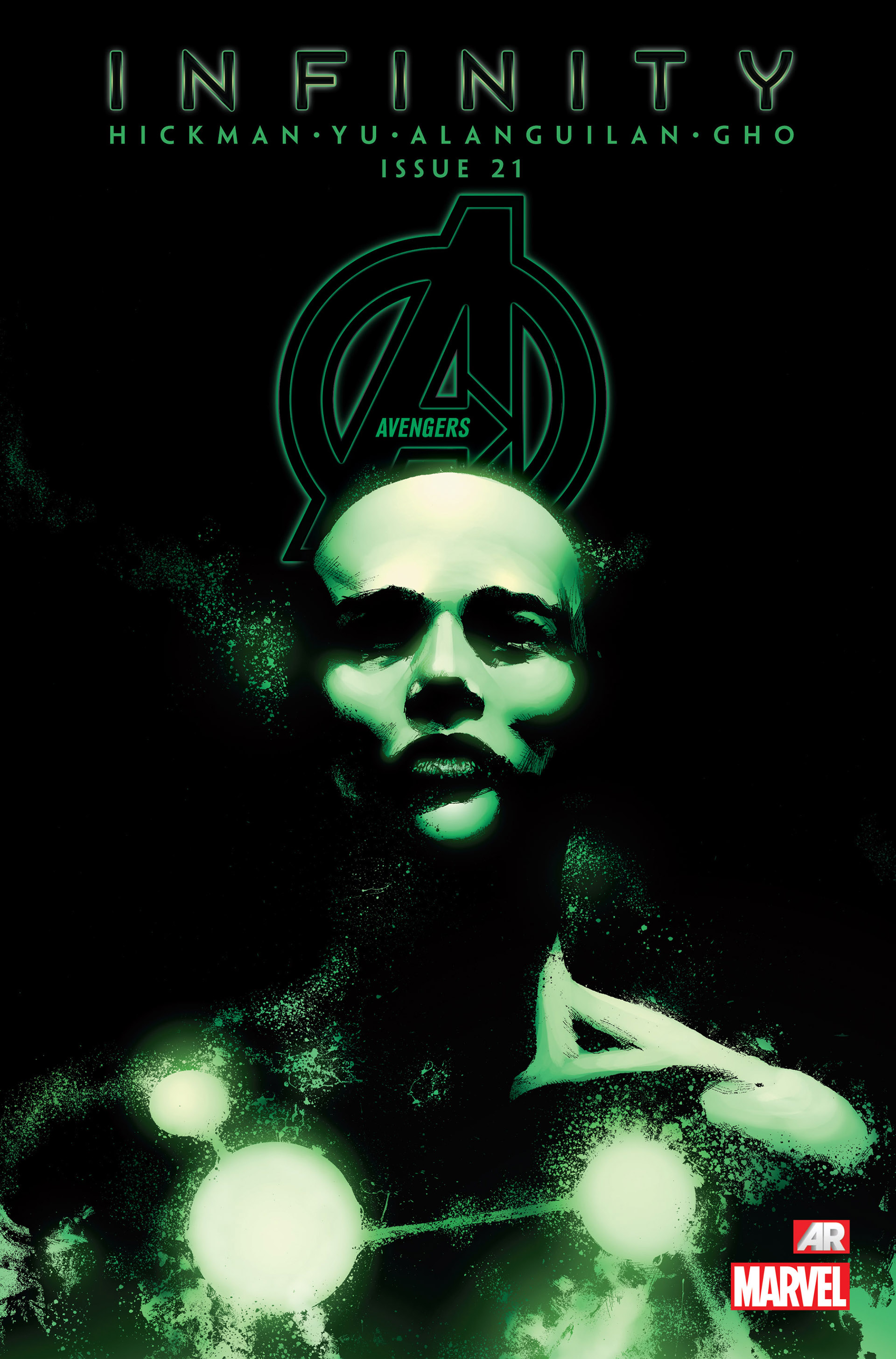 Read online Avengers (2013) comic -  Issue #21 - 1