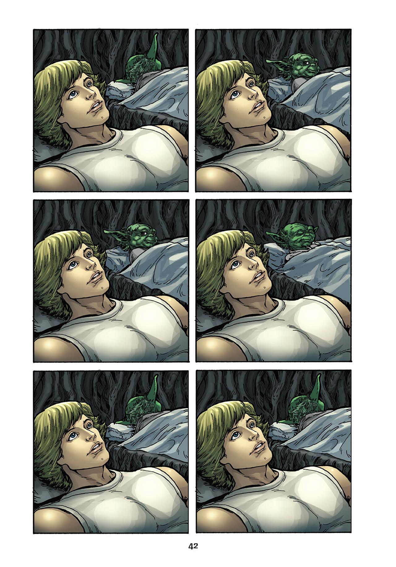 Read online Star Wars Omnibus comic -  Issue # Vol. 33 - 204