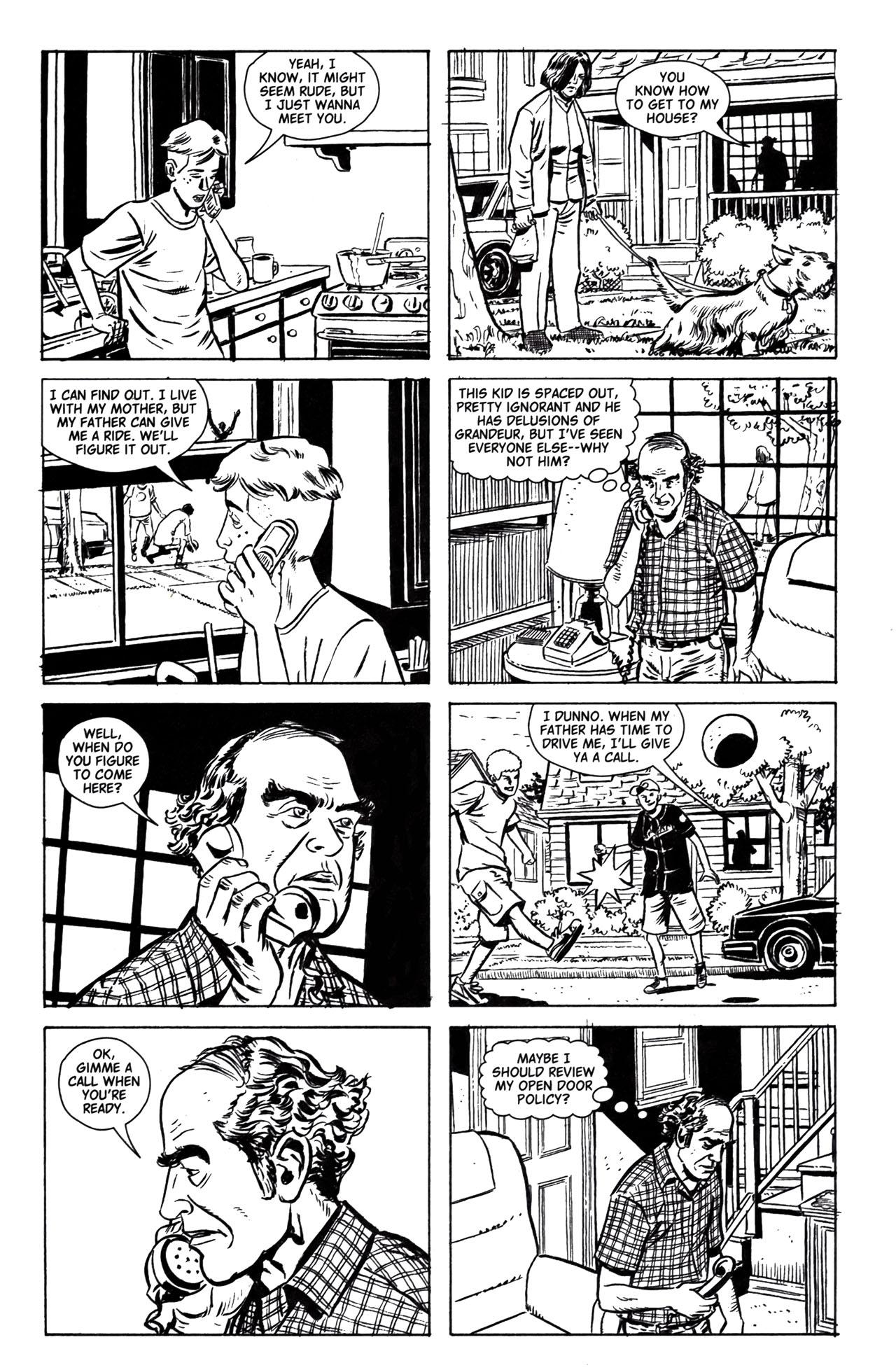 Read online American Splendor (2008) comic -  Issue #1 - 5