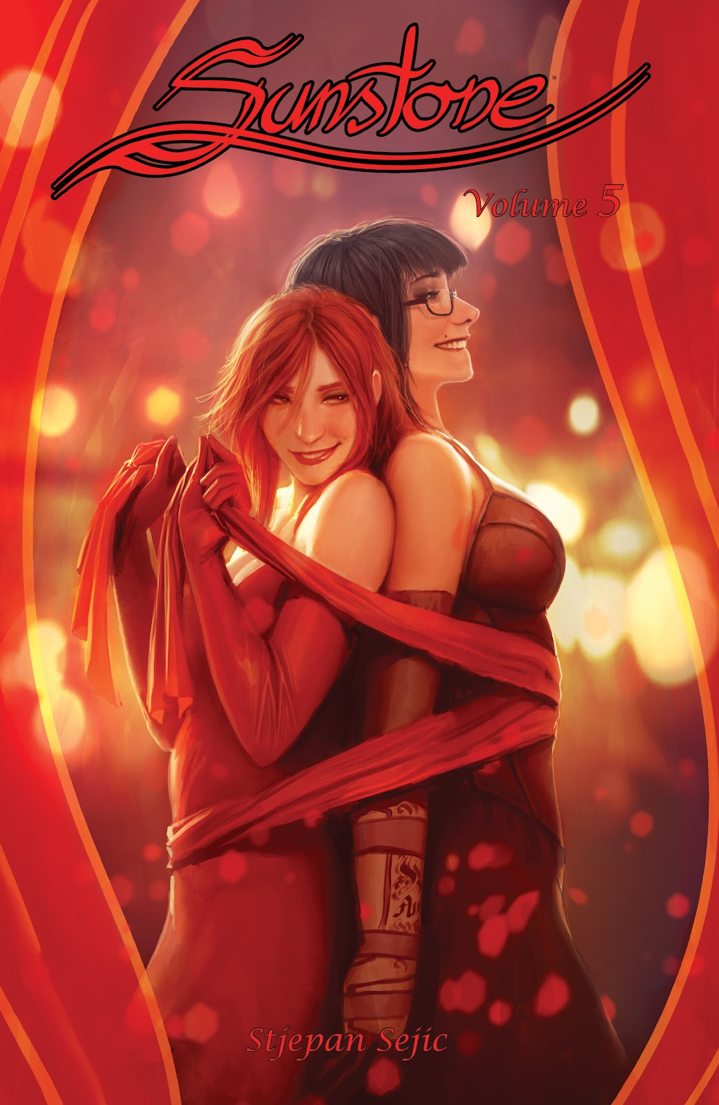 Sunstone issue TPB_5 - Page 1